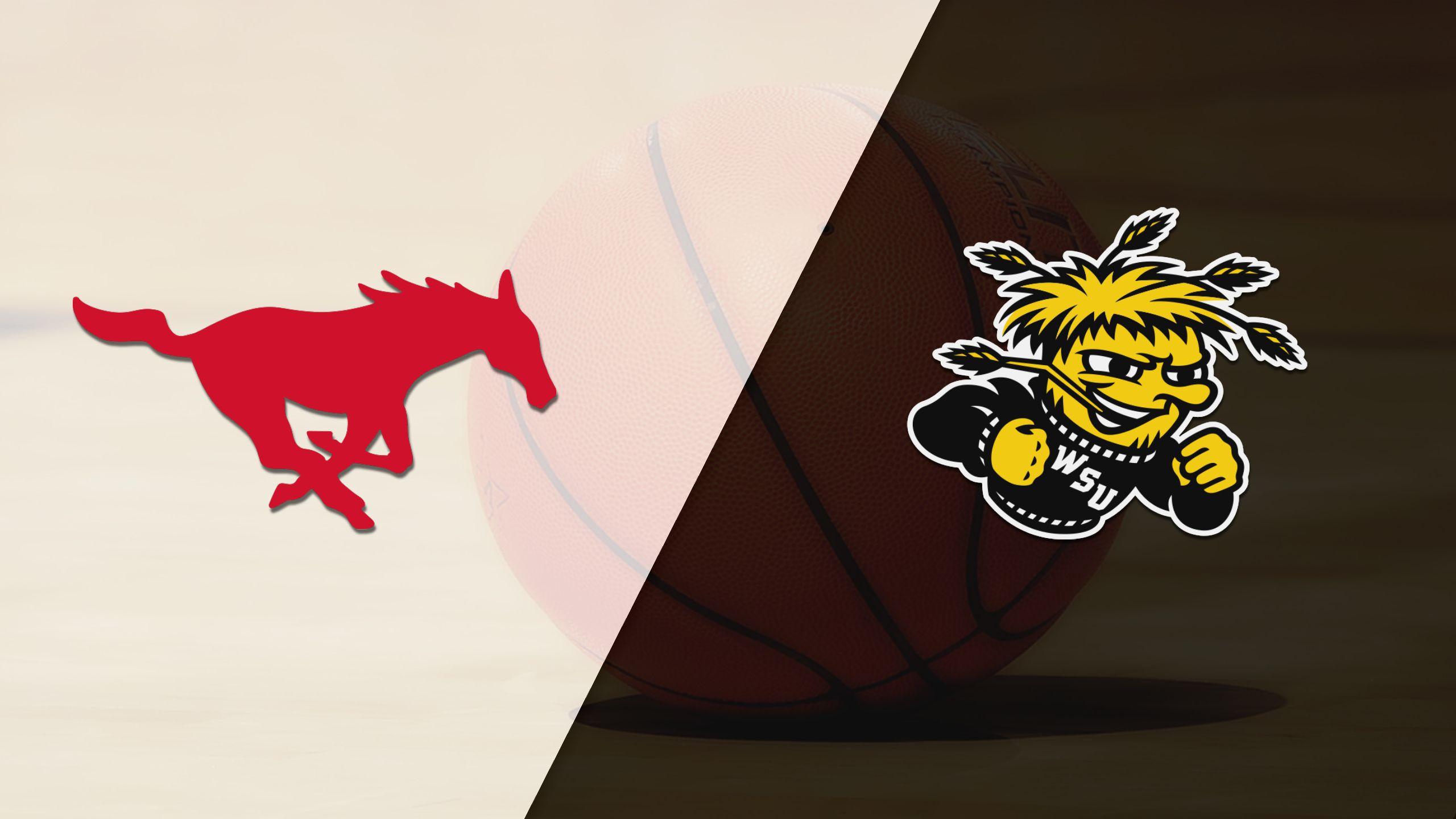 SMU vs. #7 Wichita State (M Basketball)