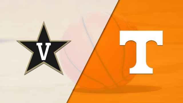 Vanderbilt vs. #22 Tennessee (M Basketball)