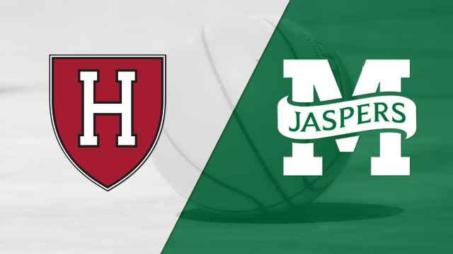 Harvard vs. Manhattan (M Basketball)