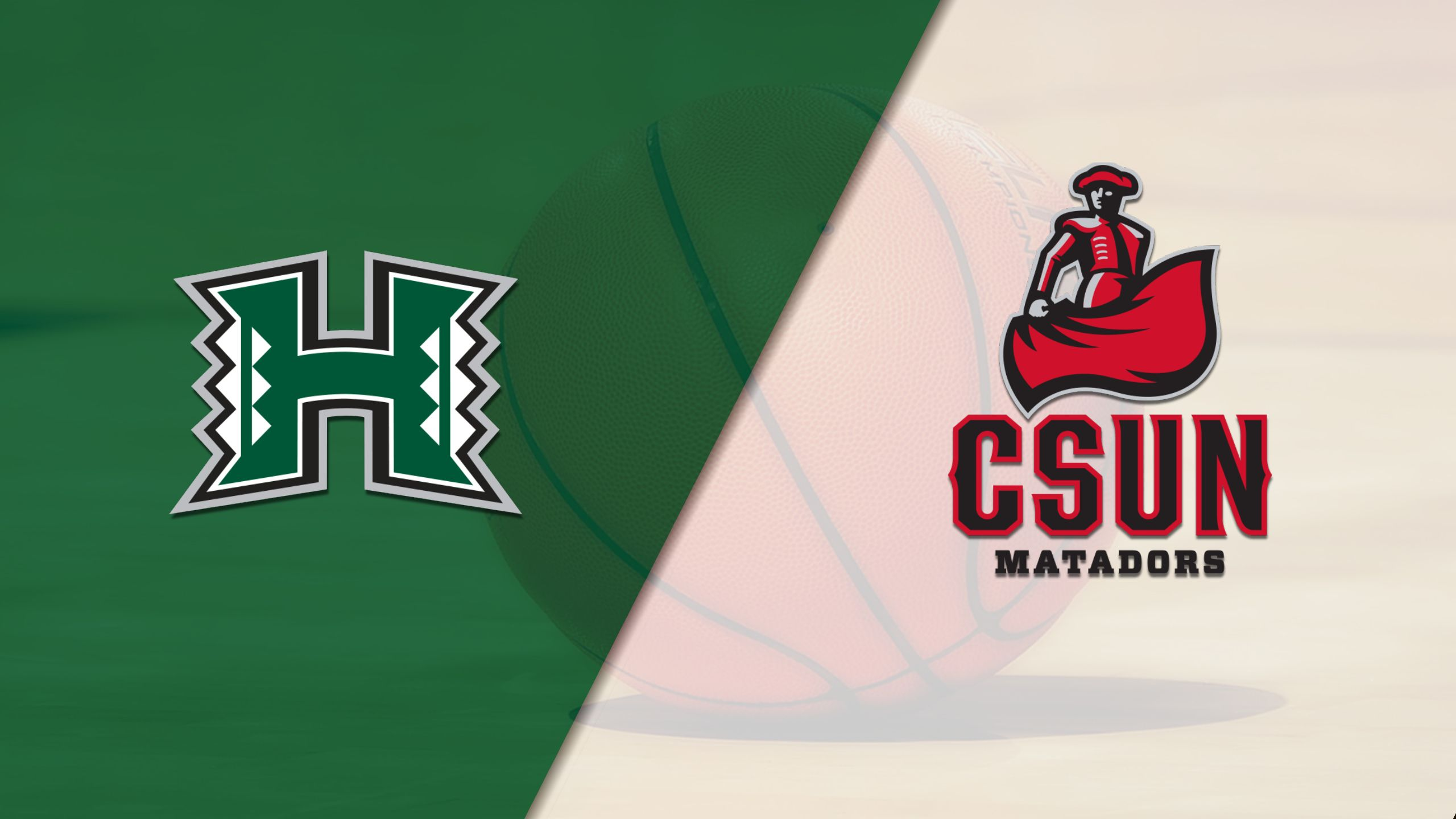 Hawaii vs. Cal State Northridge (M Basketball)