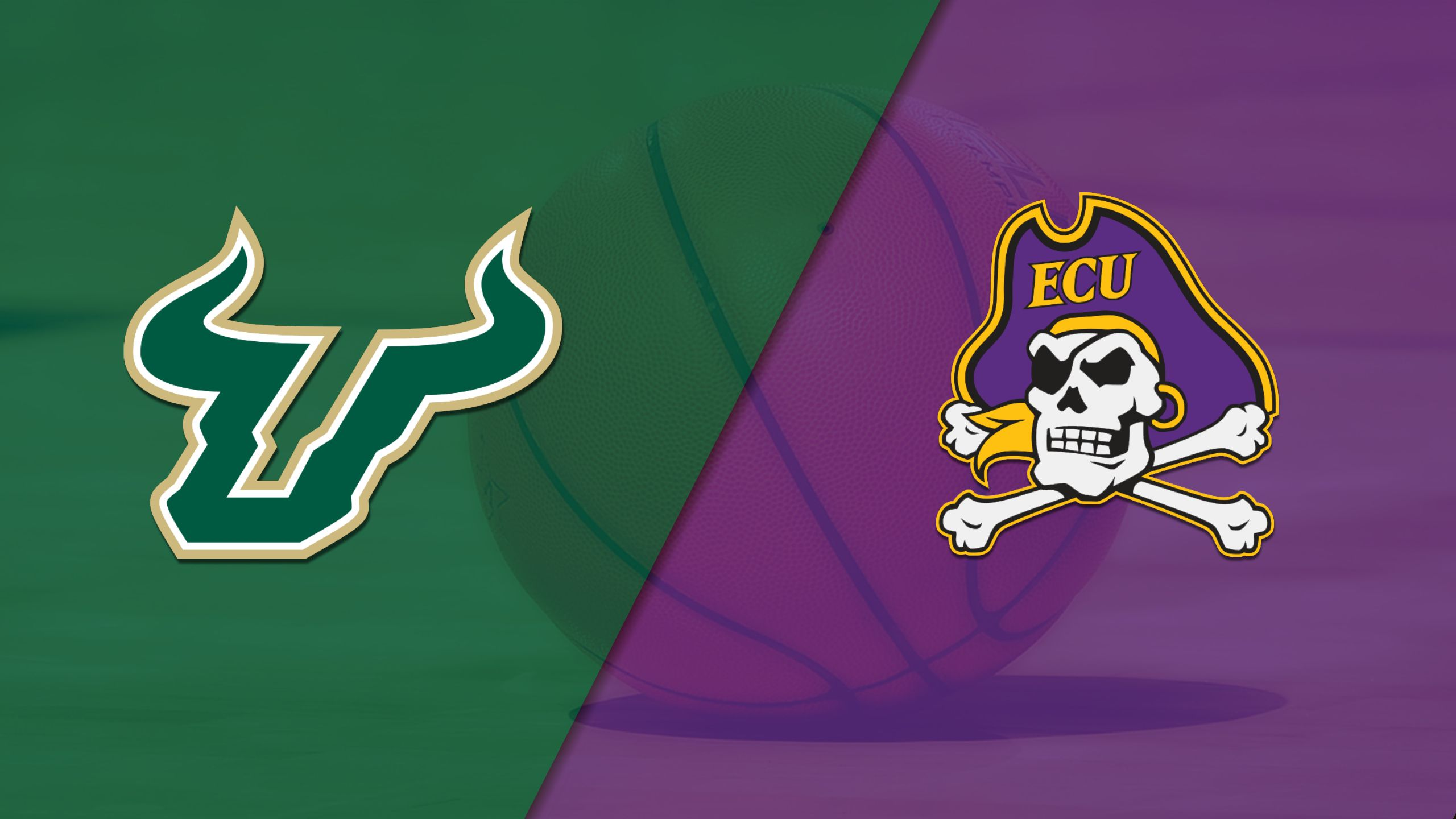 South Florida vs. East Carolina (M Basketball)