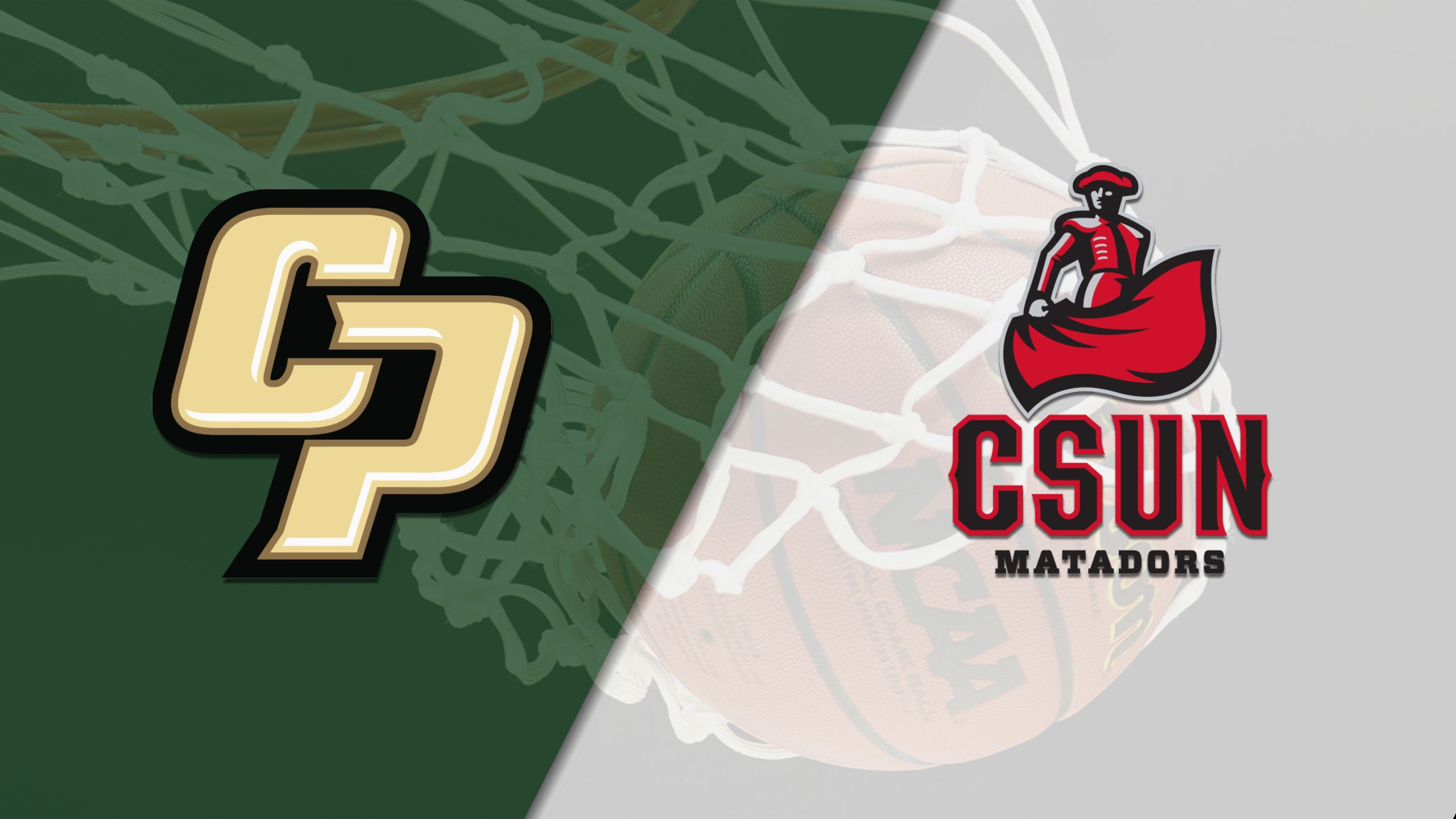 Cal Poly vs. Cal State Northridge (M Basketball)