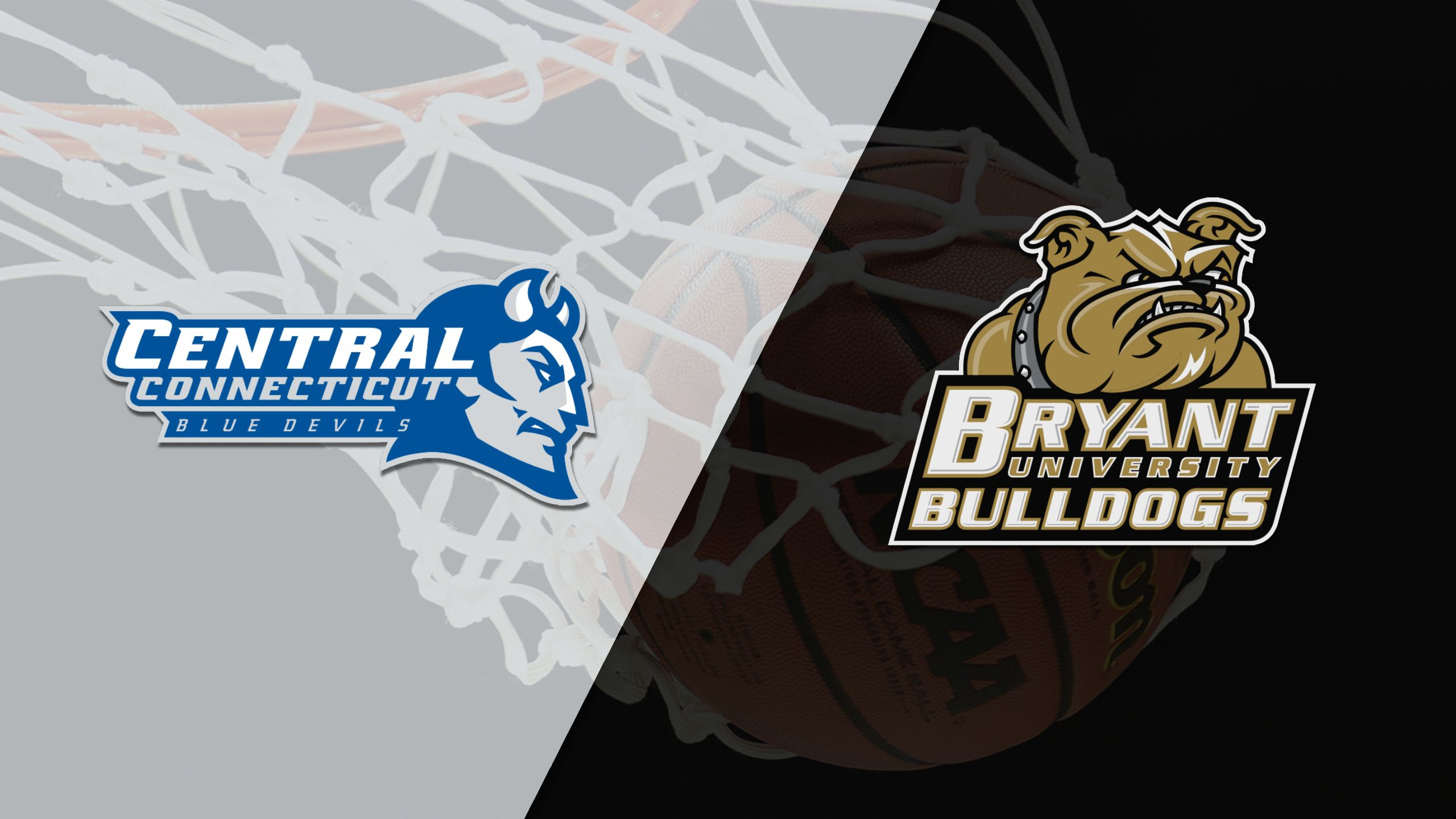 Central Connecticut vs. Bryant (M Basketball)