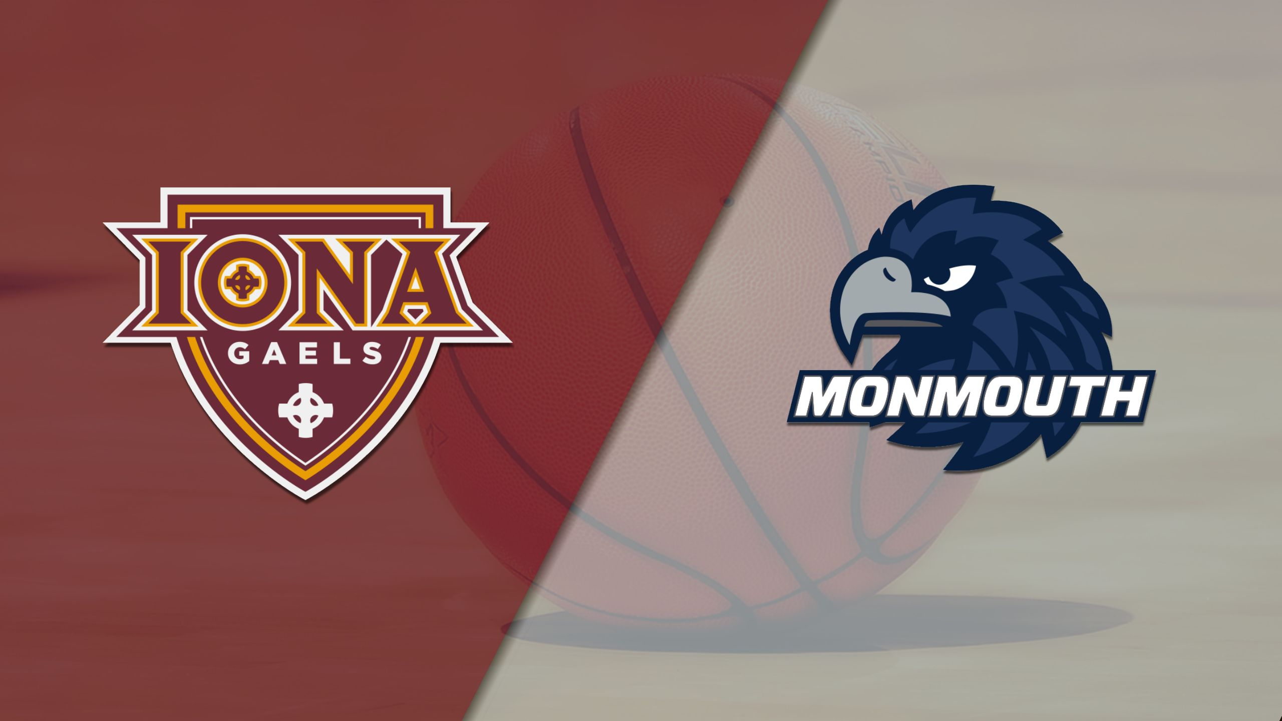 Iona vs. Monmouth (M Basketball)