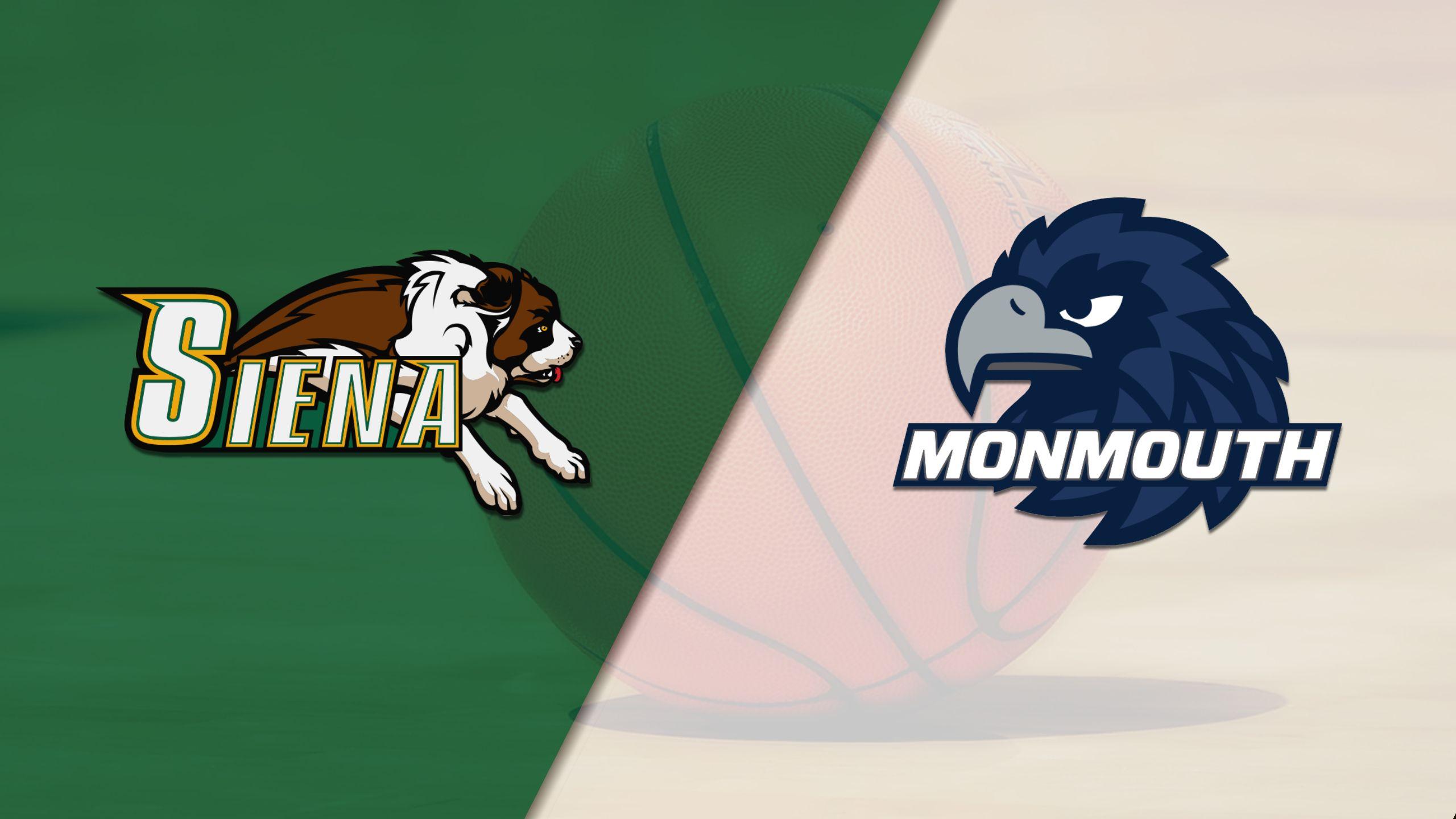 Siena vs. Monmouth (M Basketball)
