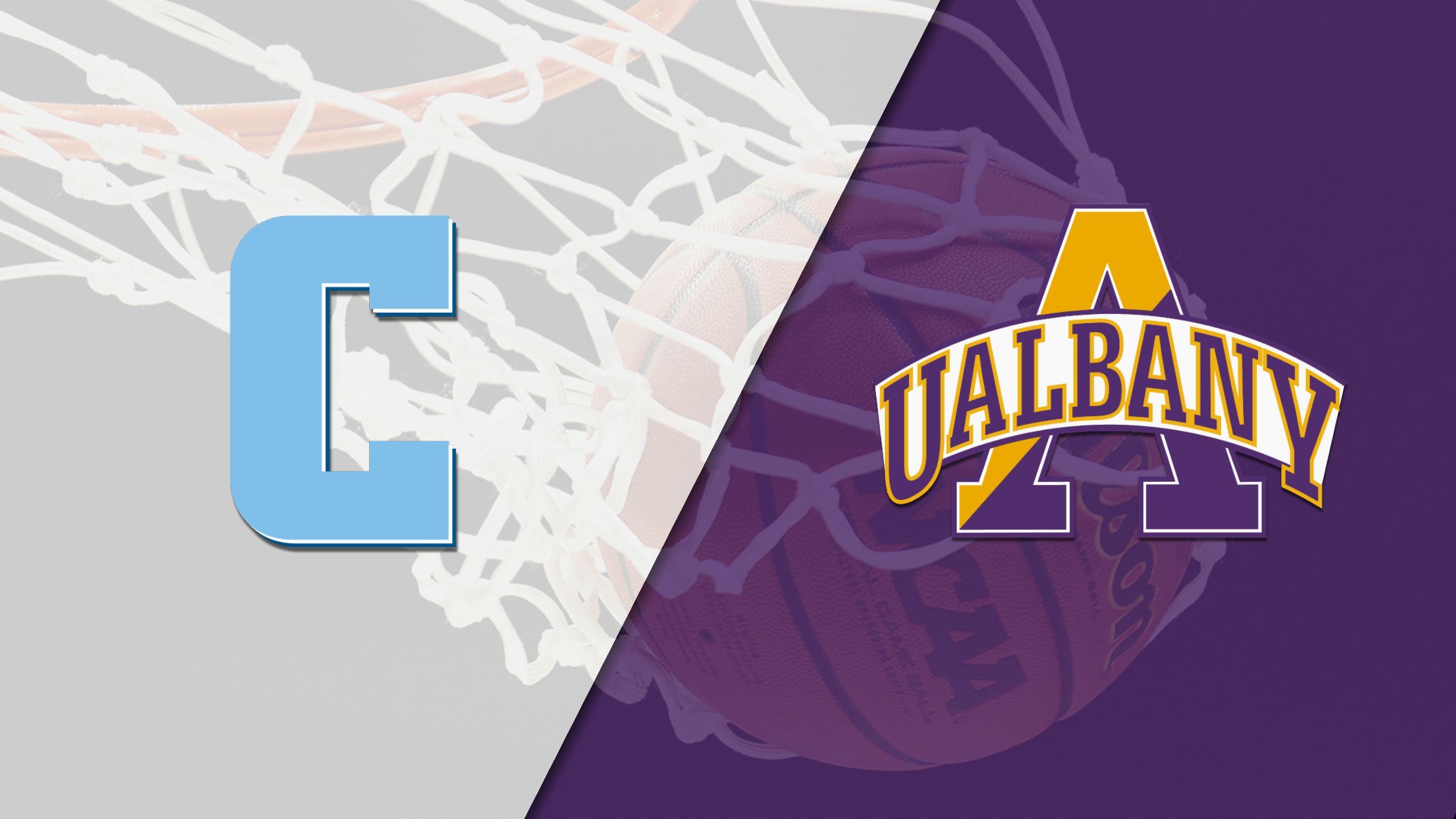 Columbia vs. Albany (M Basketball)