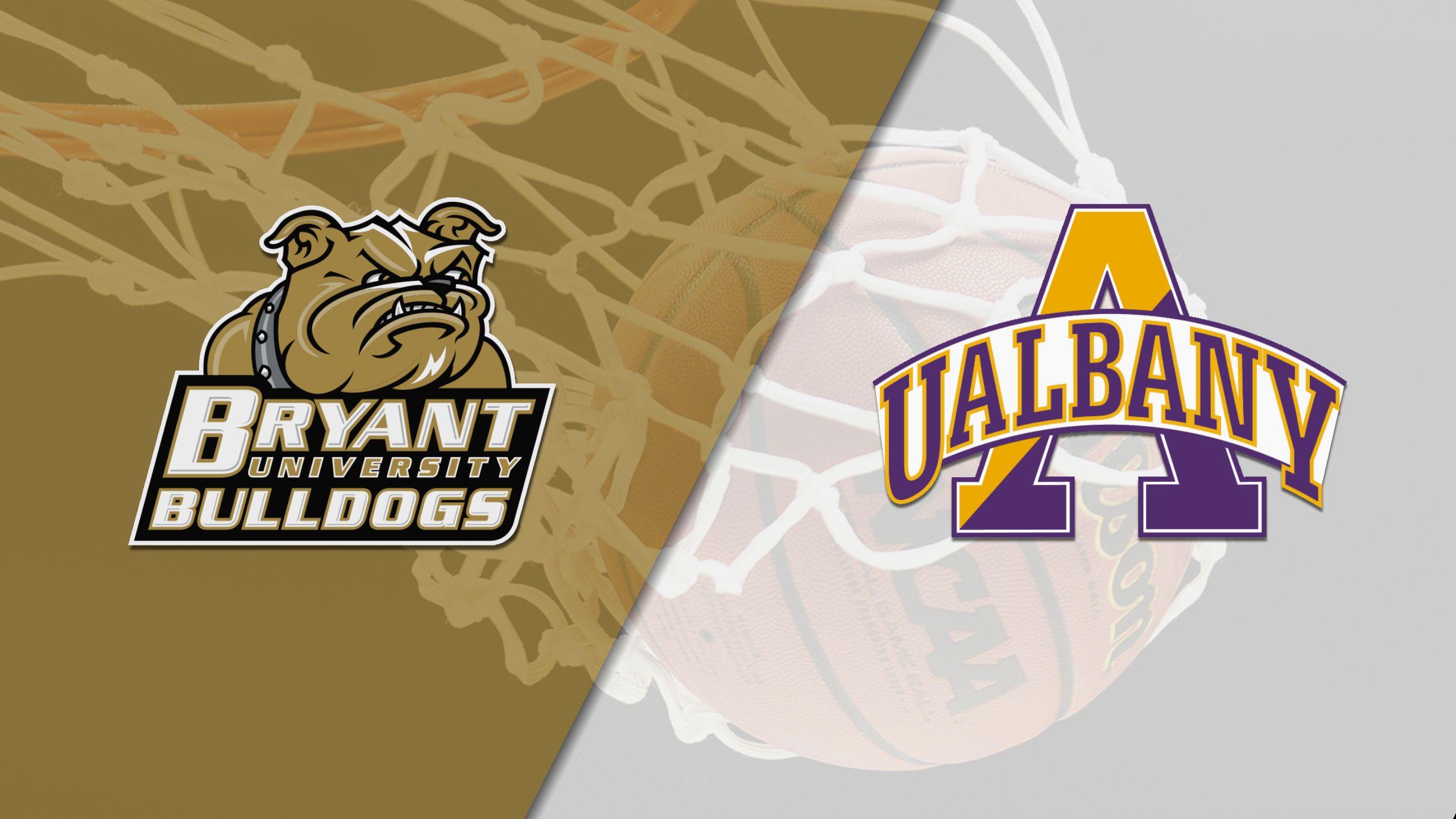 Bryant vs. Albany (M Basketball)