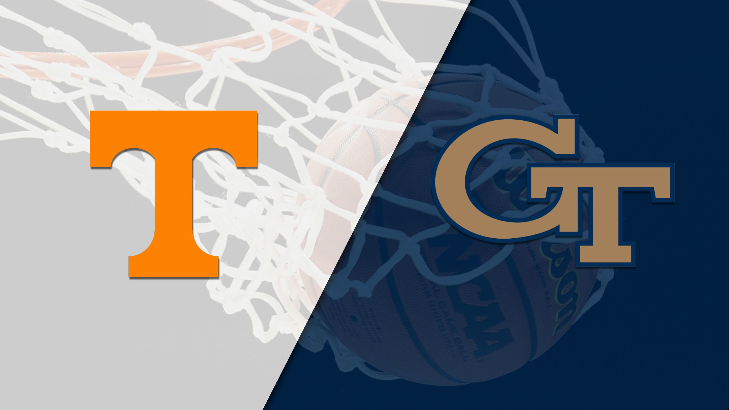 Tennessee vs. Georgia Tech (M Basketball)