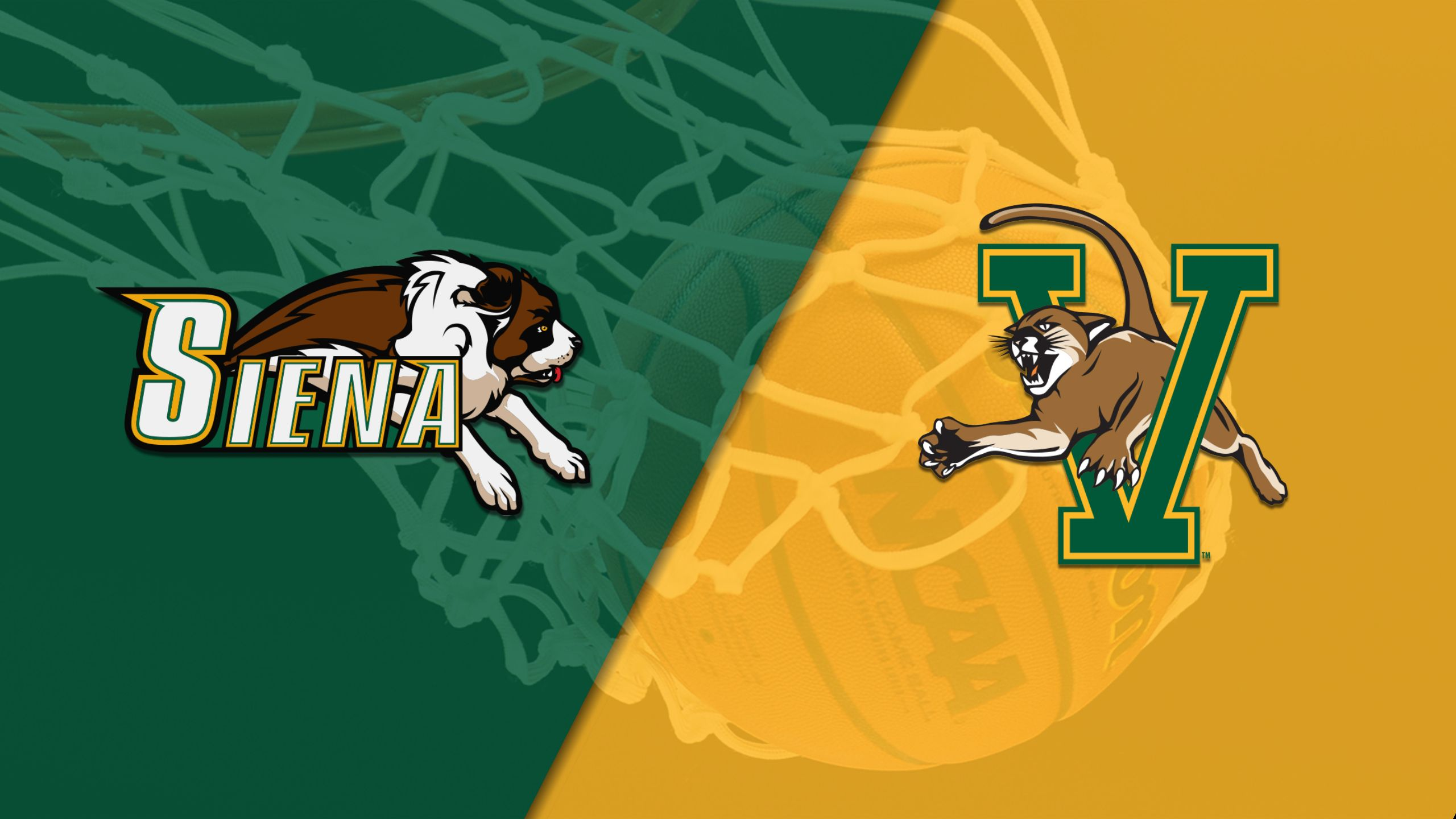 Siena vs. Vermont (M Basketball)