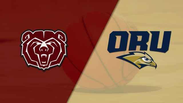 Missouri State vs. Oral Roberts (M Basketball)