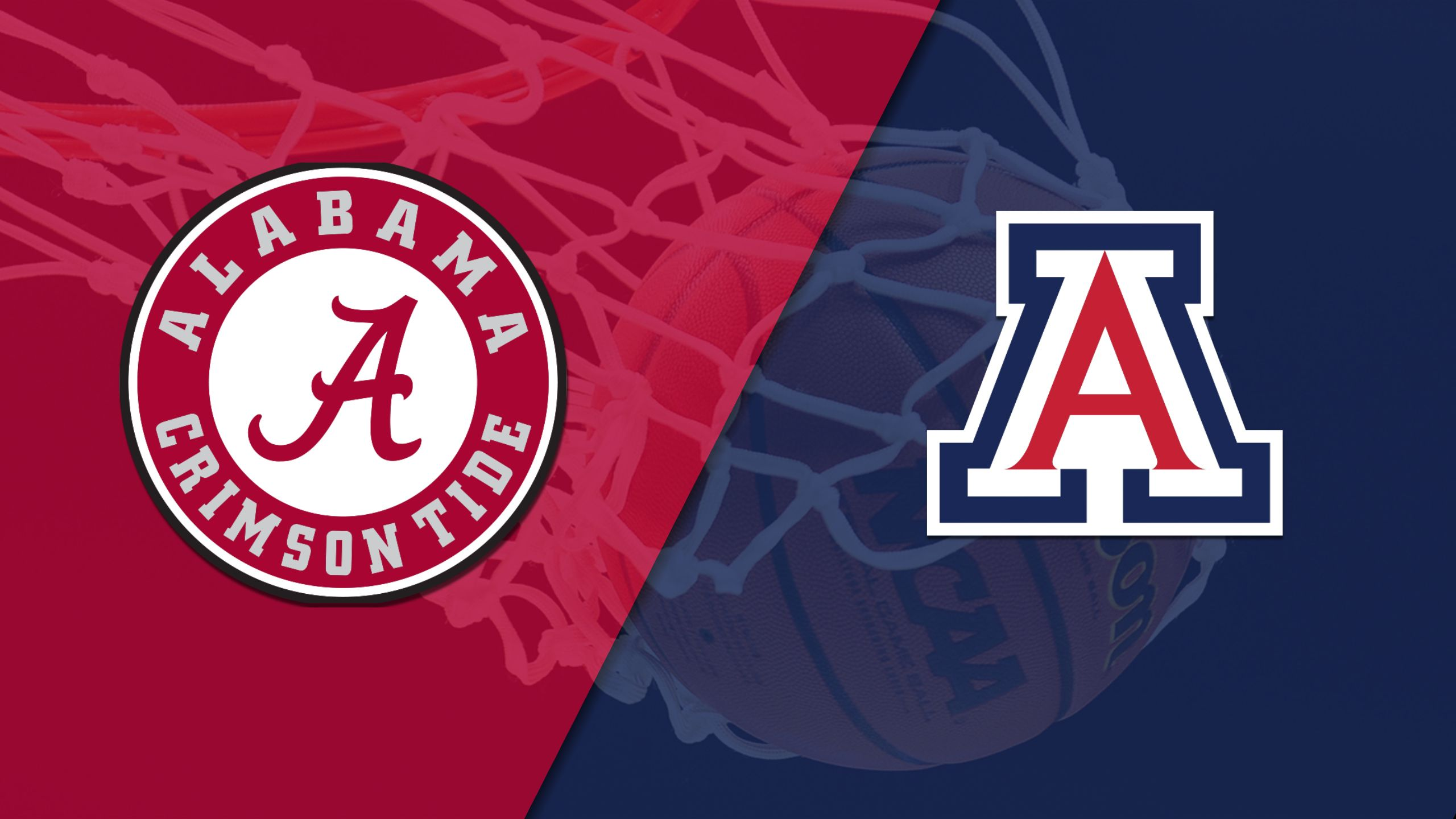 Alabama vs. Arizona (M Basketball) (re-air)