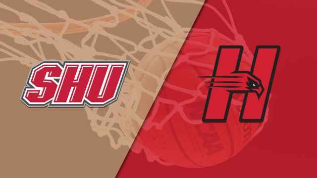 Sacred Heart vs. Hartford (M Basketball)