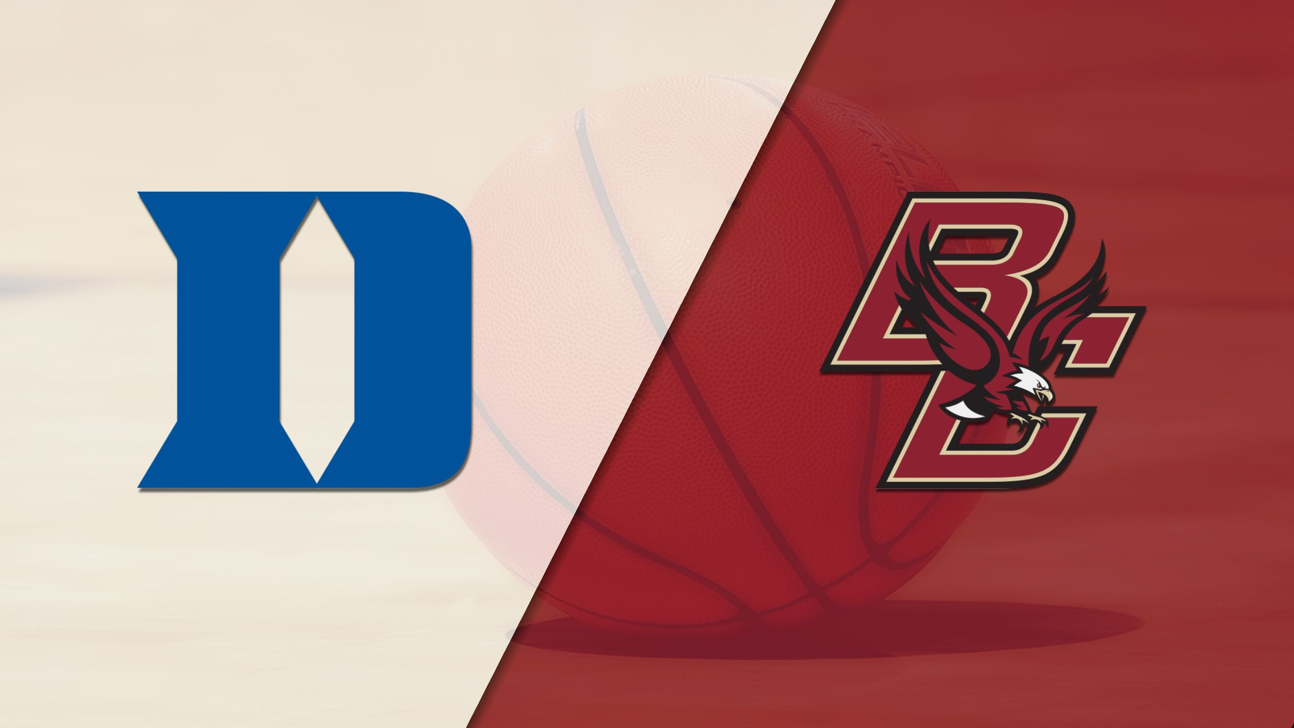 #1 Duke vs. Boston College (M Basketball)