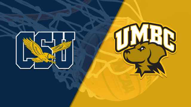Coppin State vs. UMBC (M Basketball)