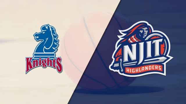 Fairleigh Dickinson vs. NJIT (M Basketball)