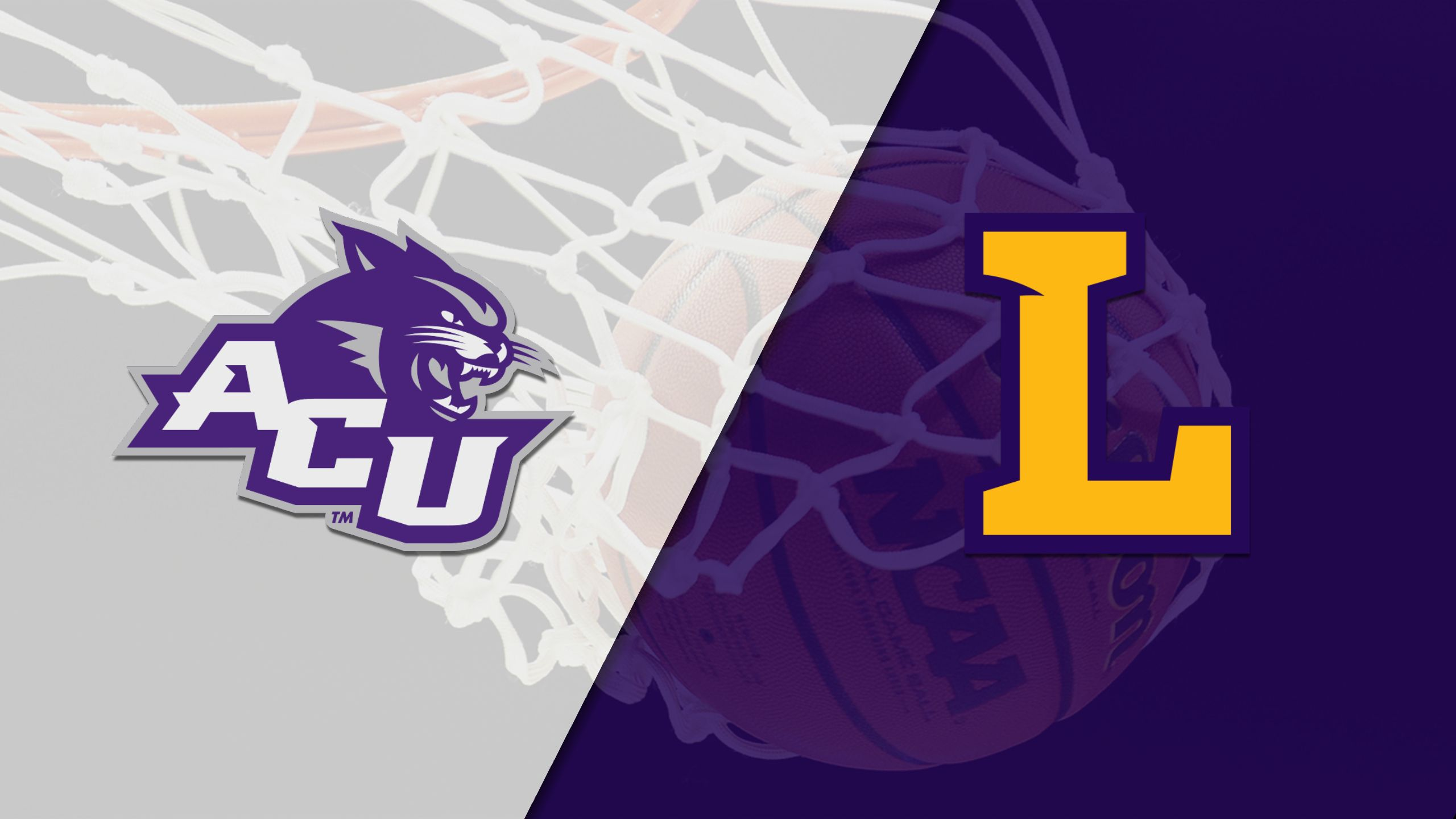 Abilene Christian vs. Lipscomb (M Basketball)