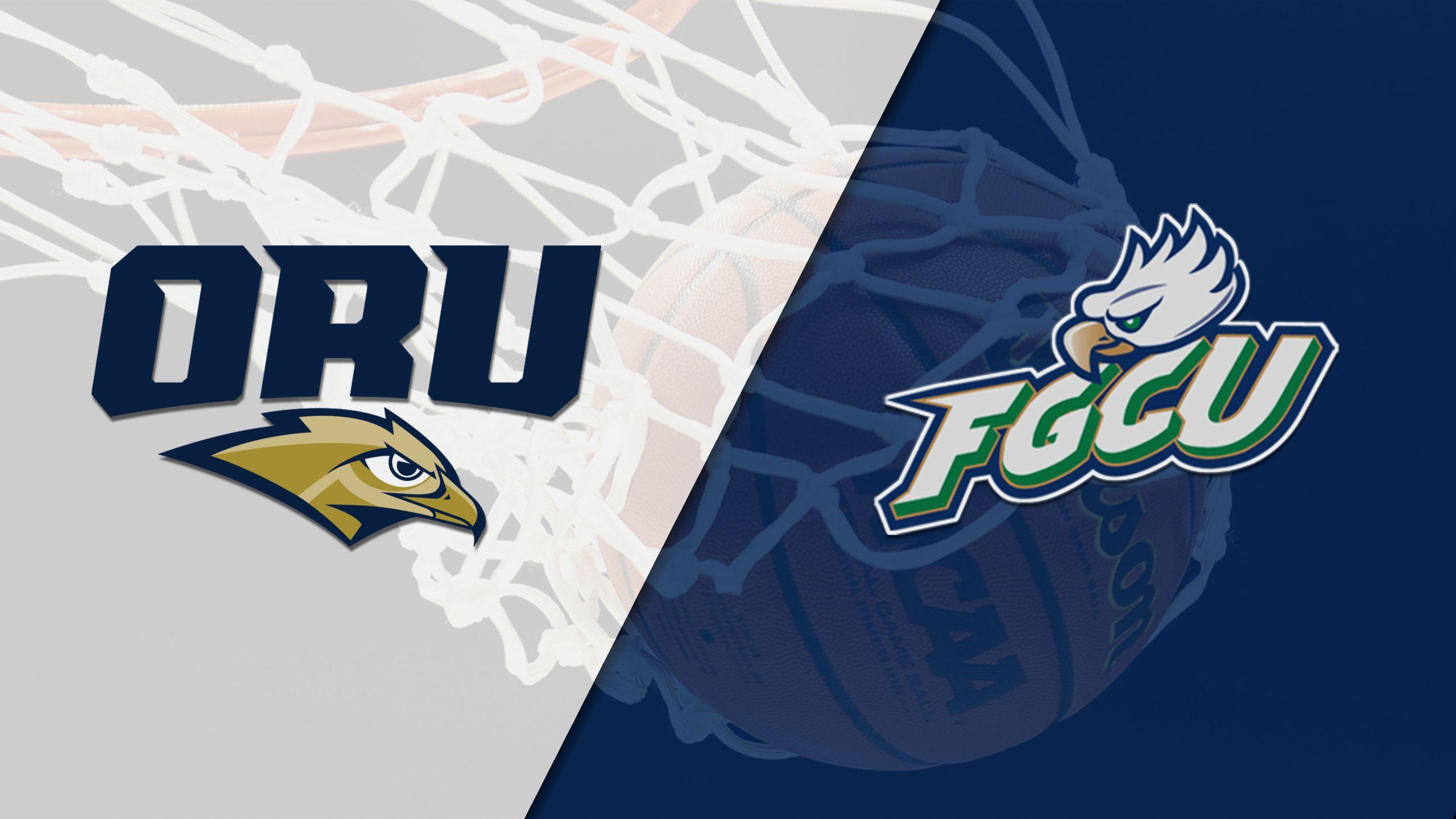 Oral Roberts vs. Florida Gulf Coast (M Basketball)