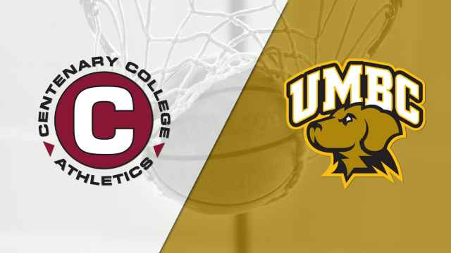 Centenary (NJ) vs. UMBC (M Basketball)