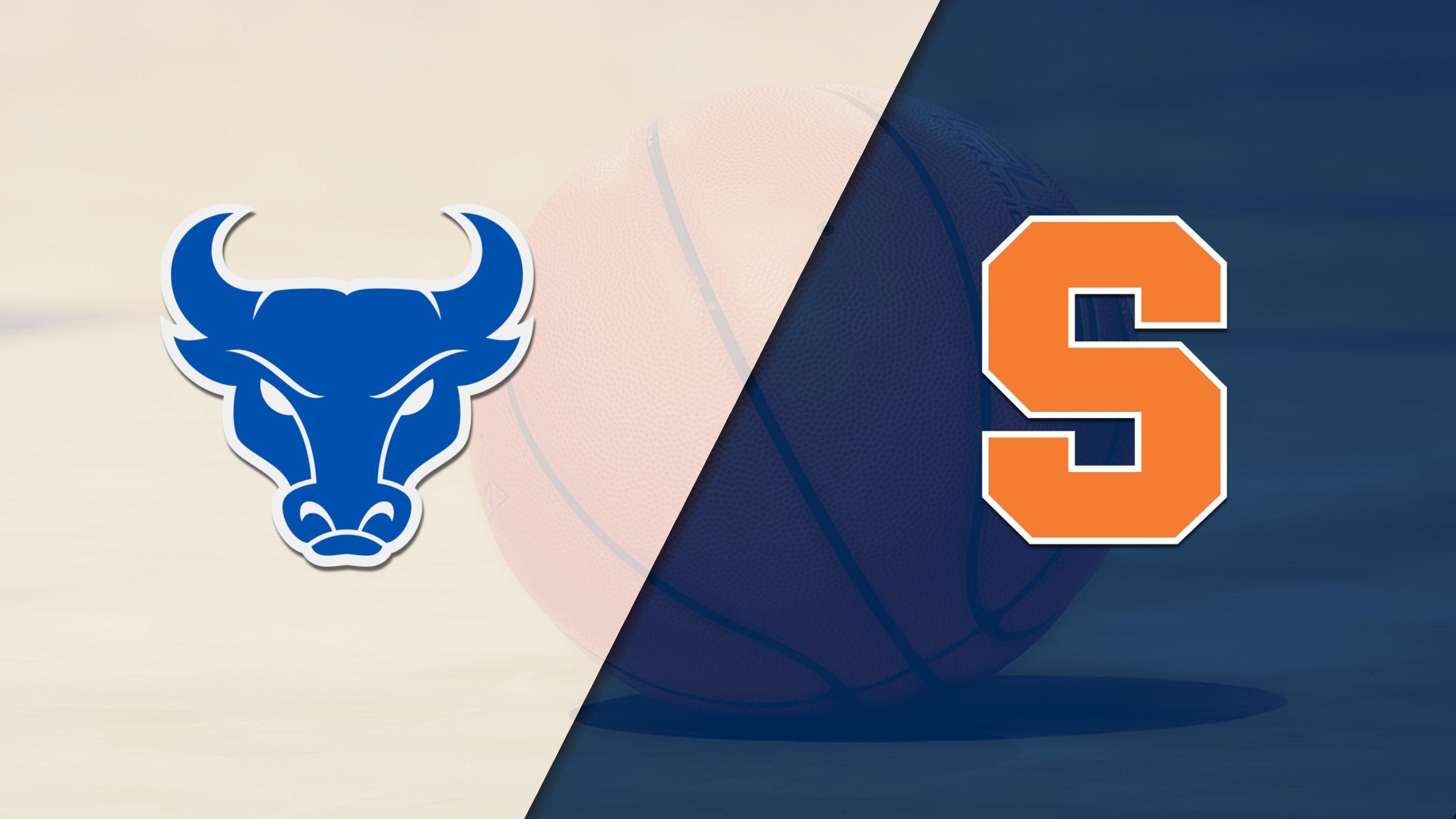 Buffalo vs. Syracuse (M Basketball)