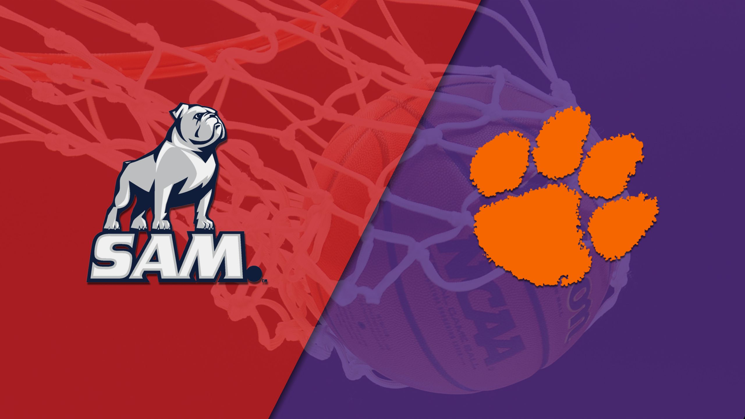 Samford vs. Clemson (M Basketball)
