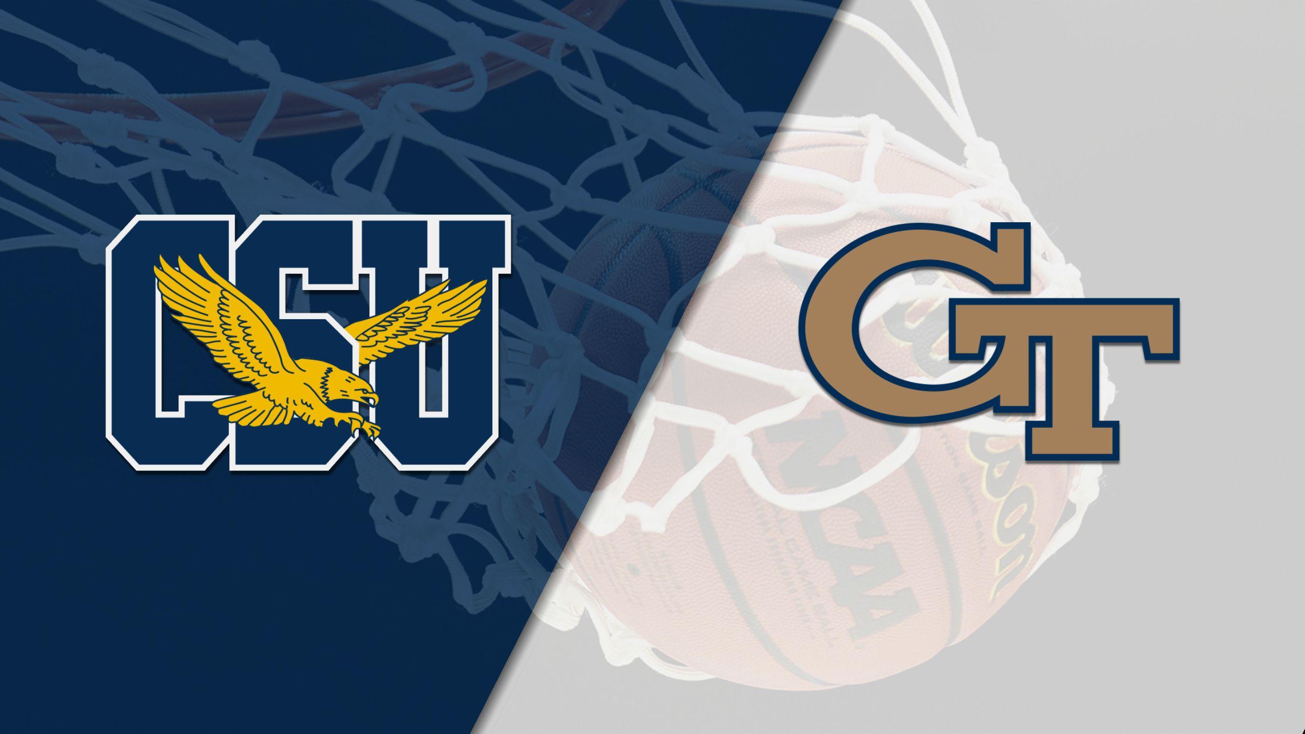 Coppin State vs. Georgia Tech (M Basketball)