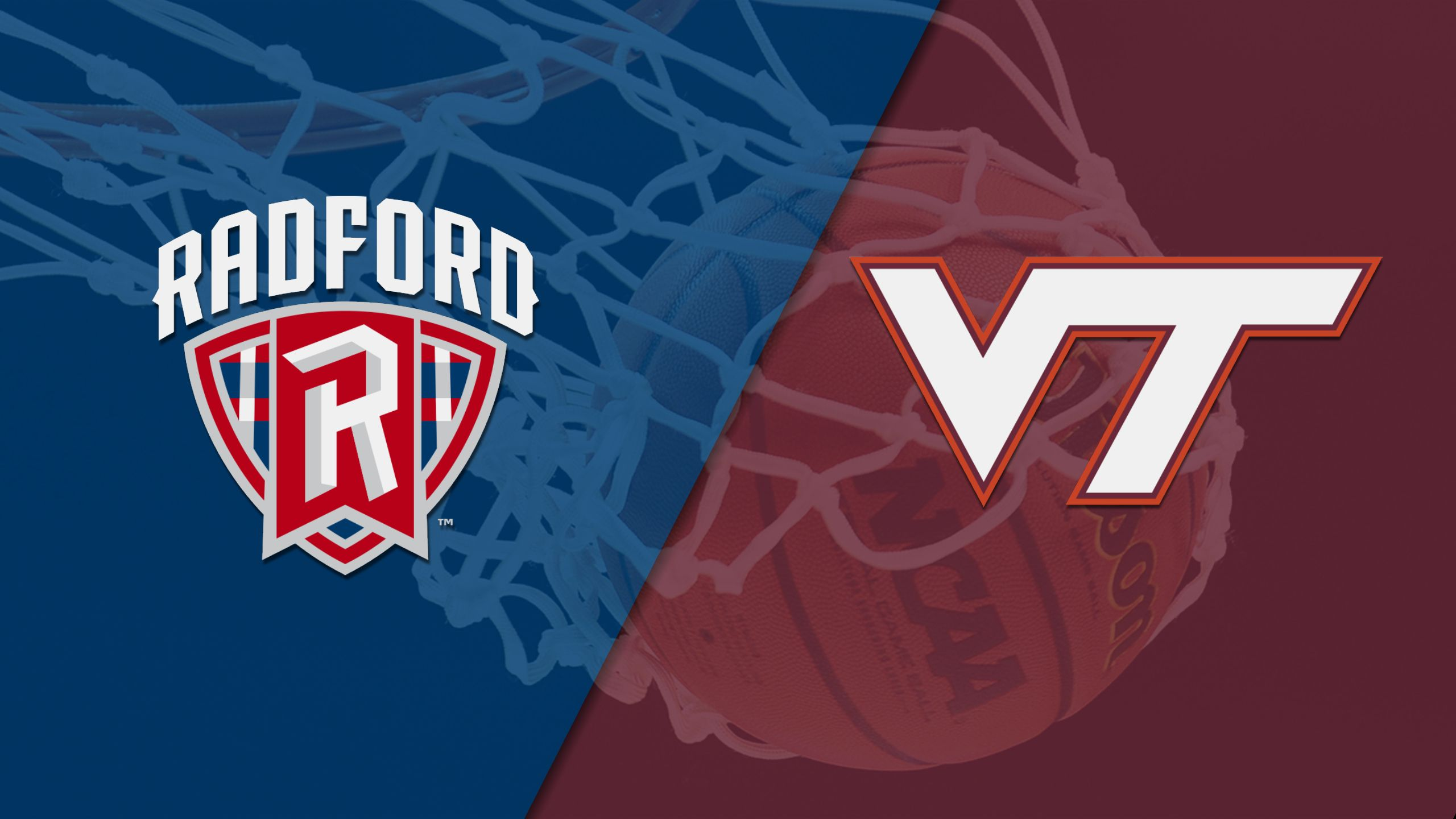 Radford vs. Virginia Tech (M Basketball)
