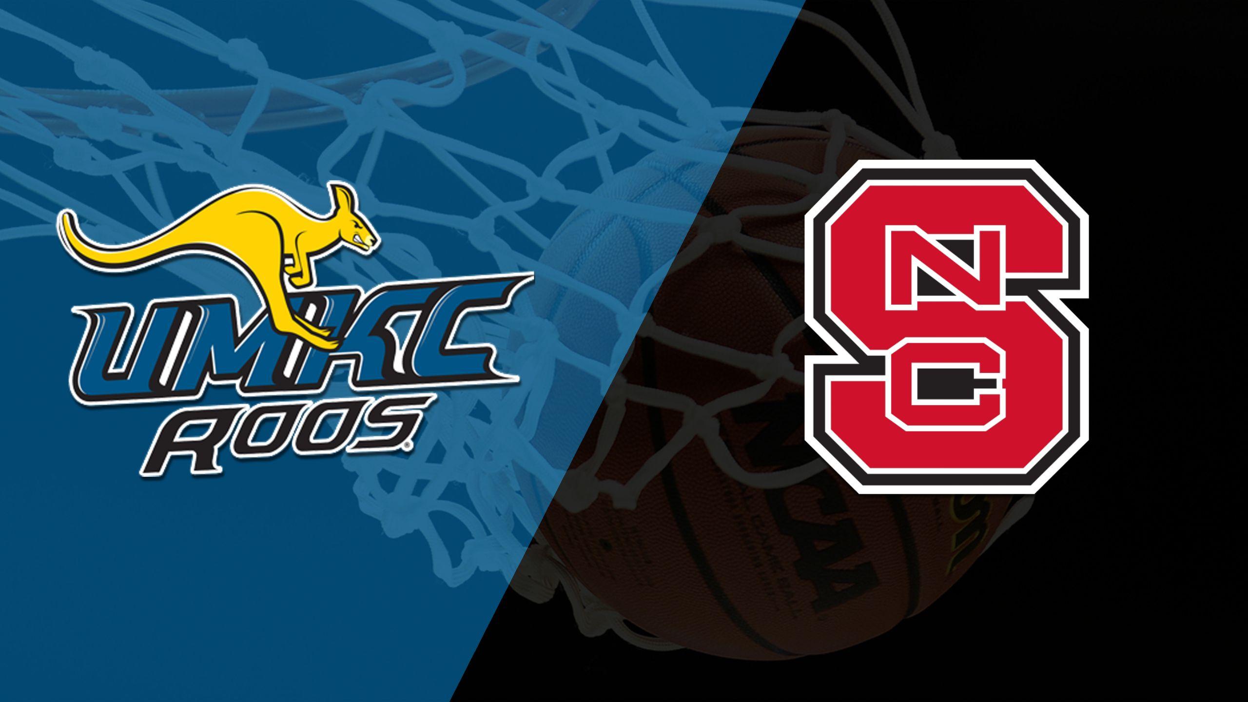 UMKC vs. NC State (M Basketball)
