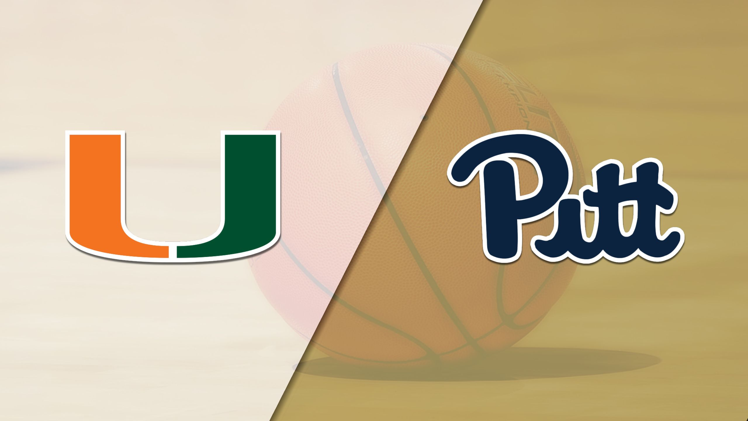 #15 Miami vs. Pittsburgh (M Basketball)