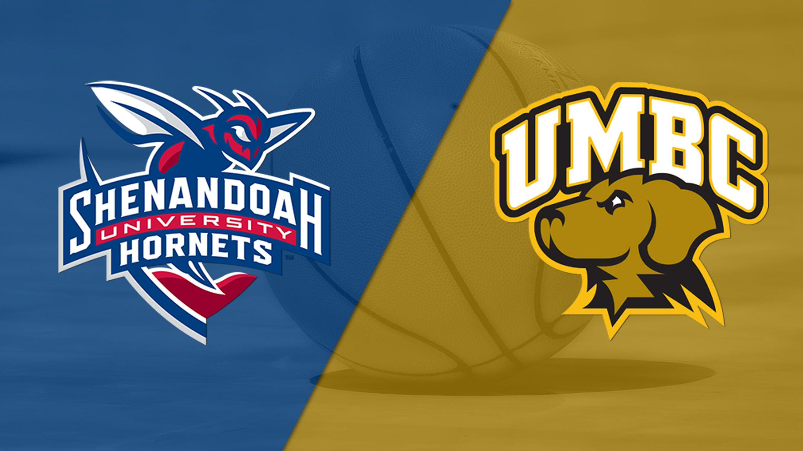 Shenandoah vs. UMBC (M Basketball)