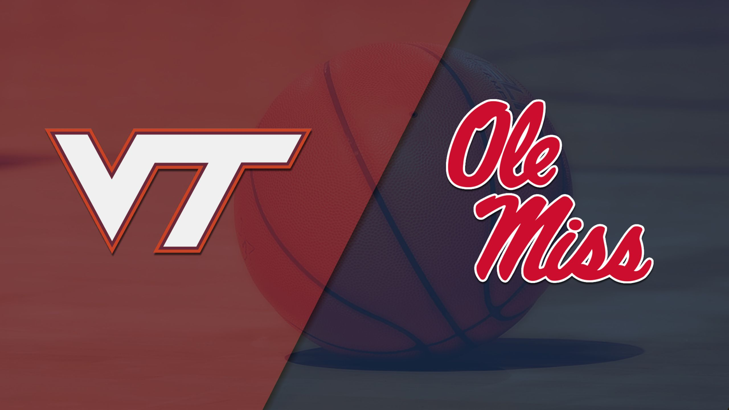 Virginia Tech vs. Ole Miss (M Basketball)