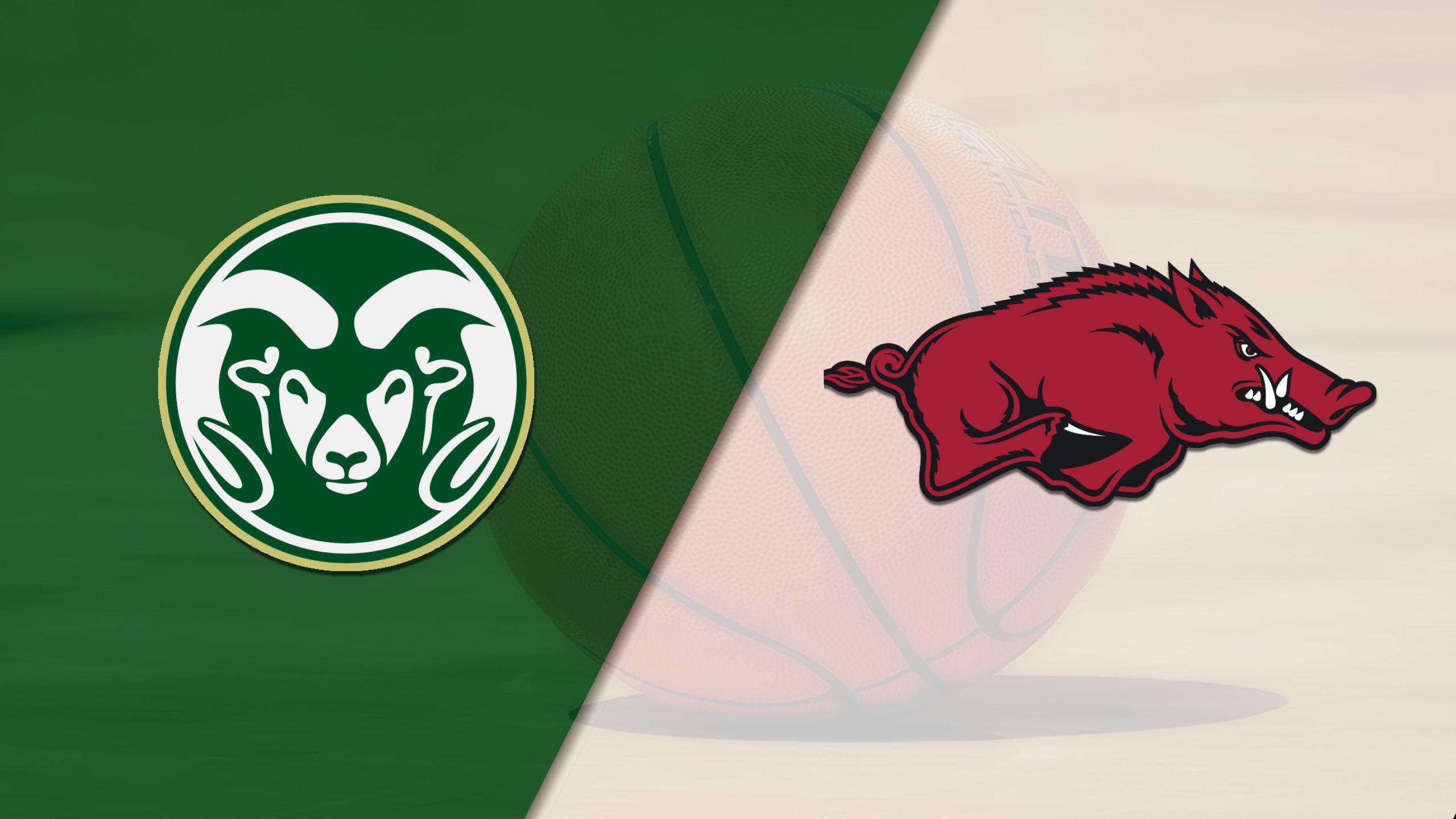 Colorado State vs. Arkansas (M Basketball)