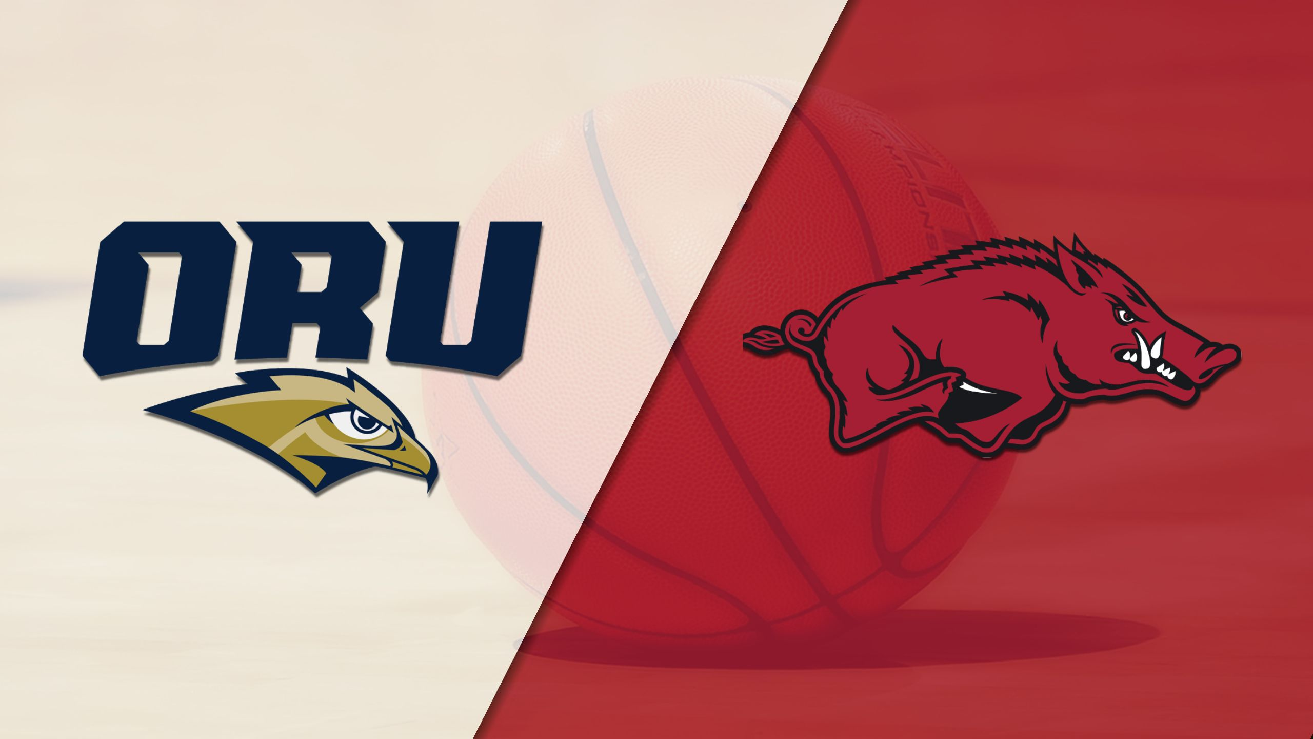 Oral Roberts vs. Arkansas (M Basketball)
