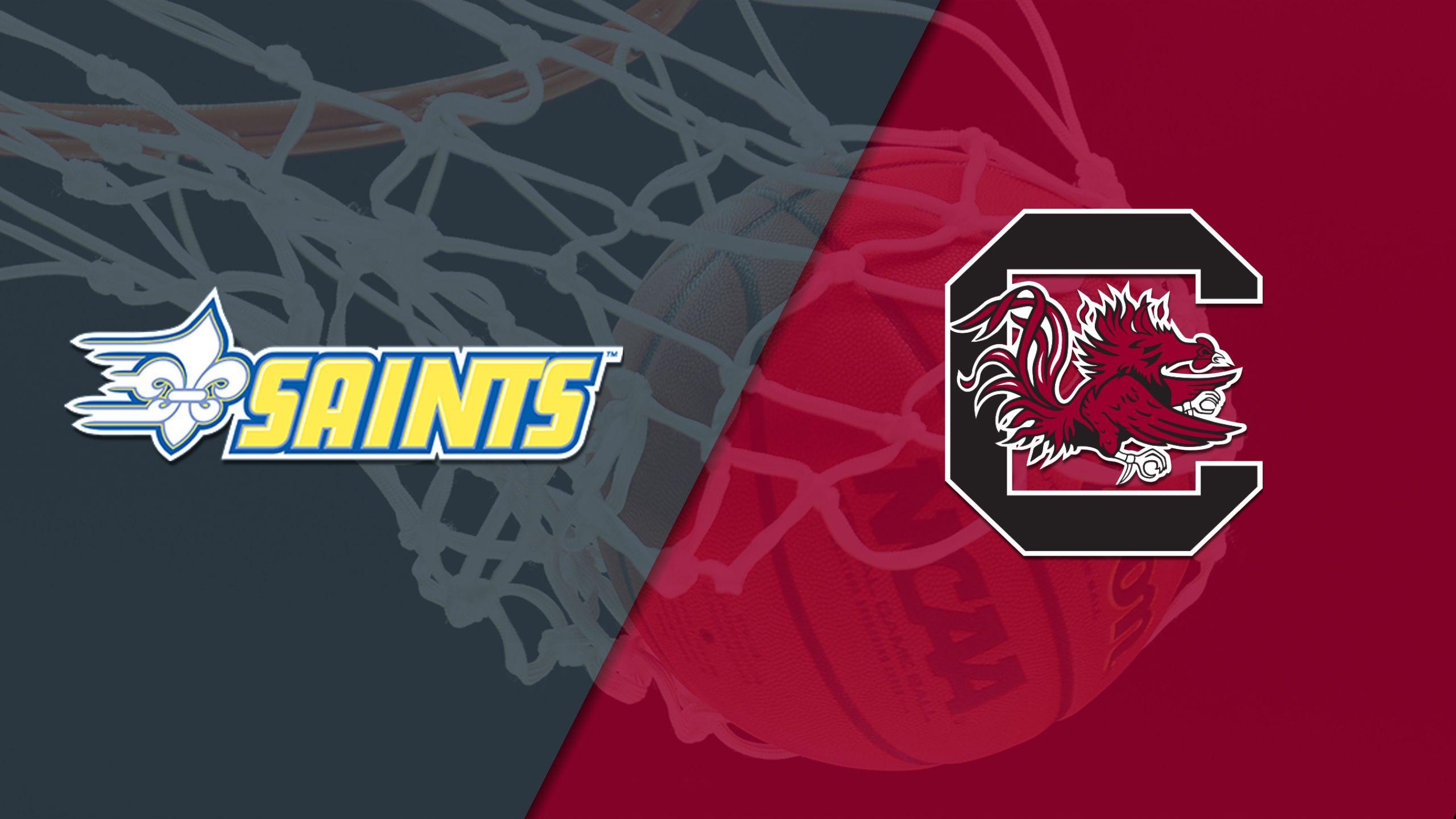 Limestone vs. South Carolina (M Basketball)