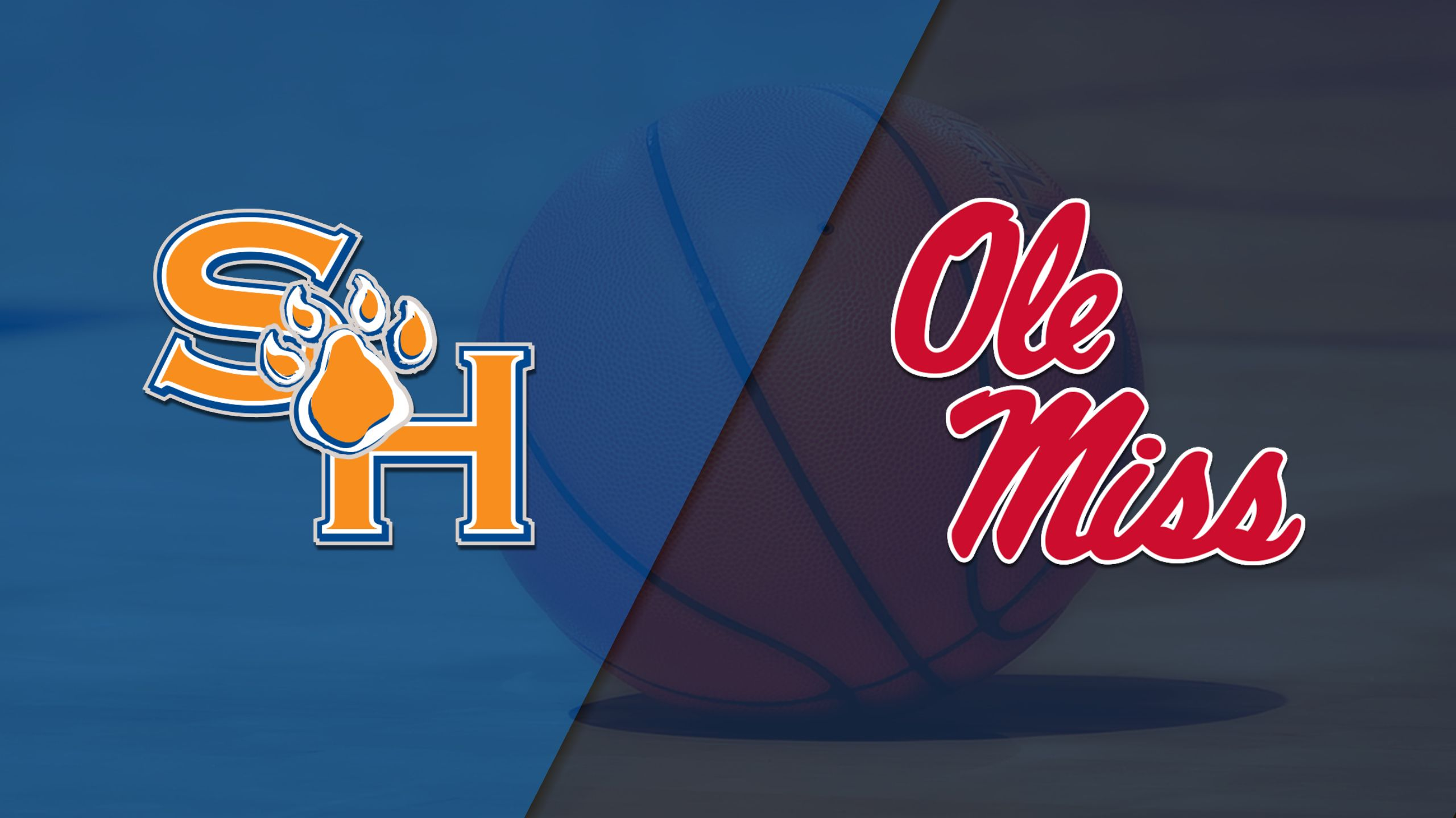 Sam Houston State vs. Ole Miss (M Basketball)