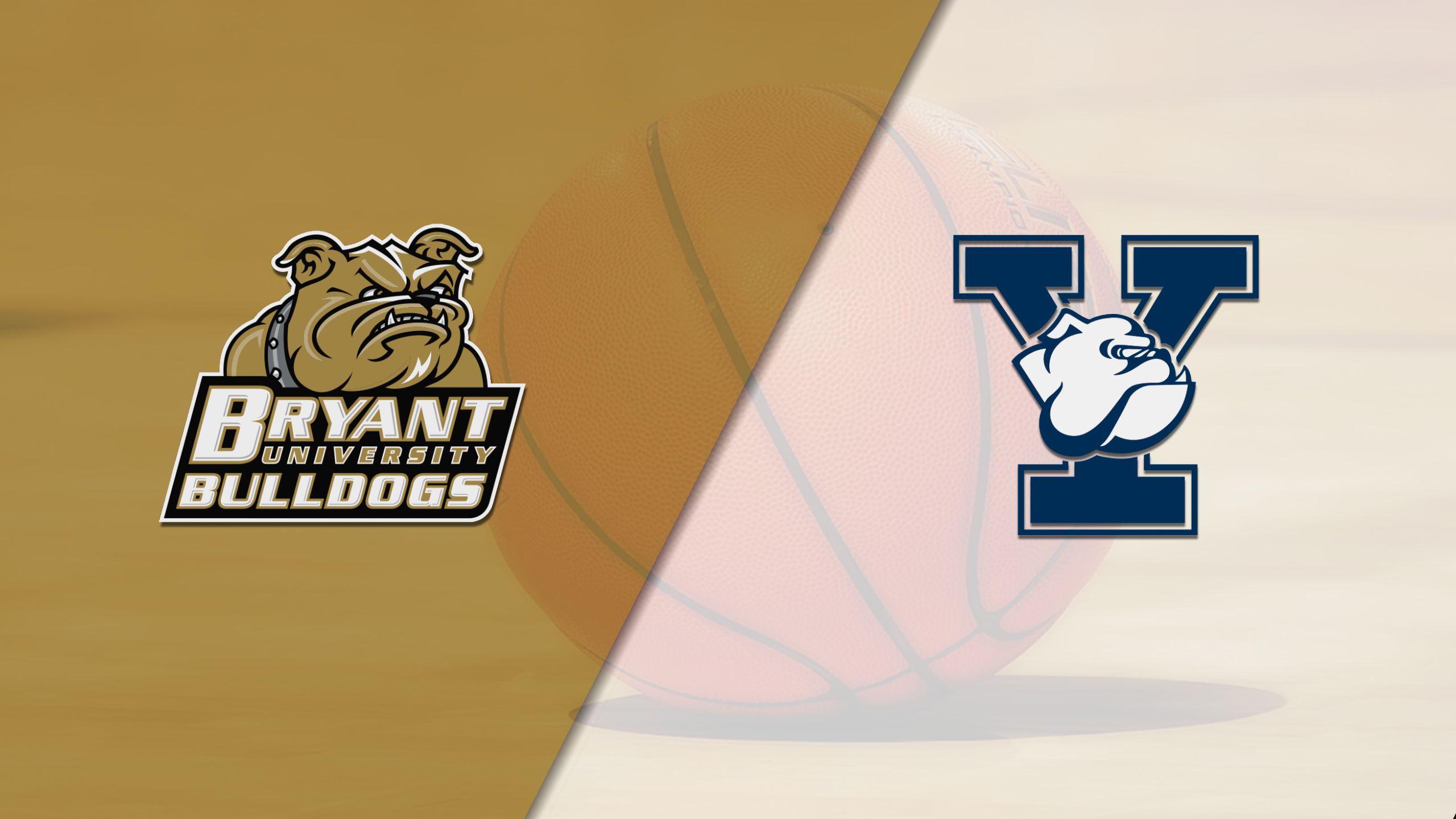 Bryant vs. Yale (M Basketball)