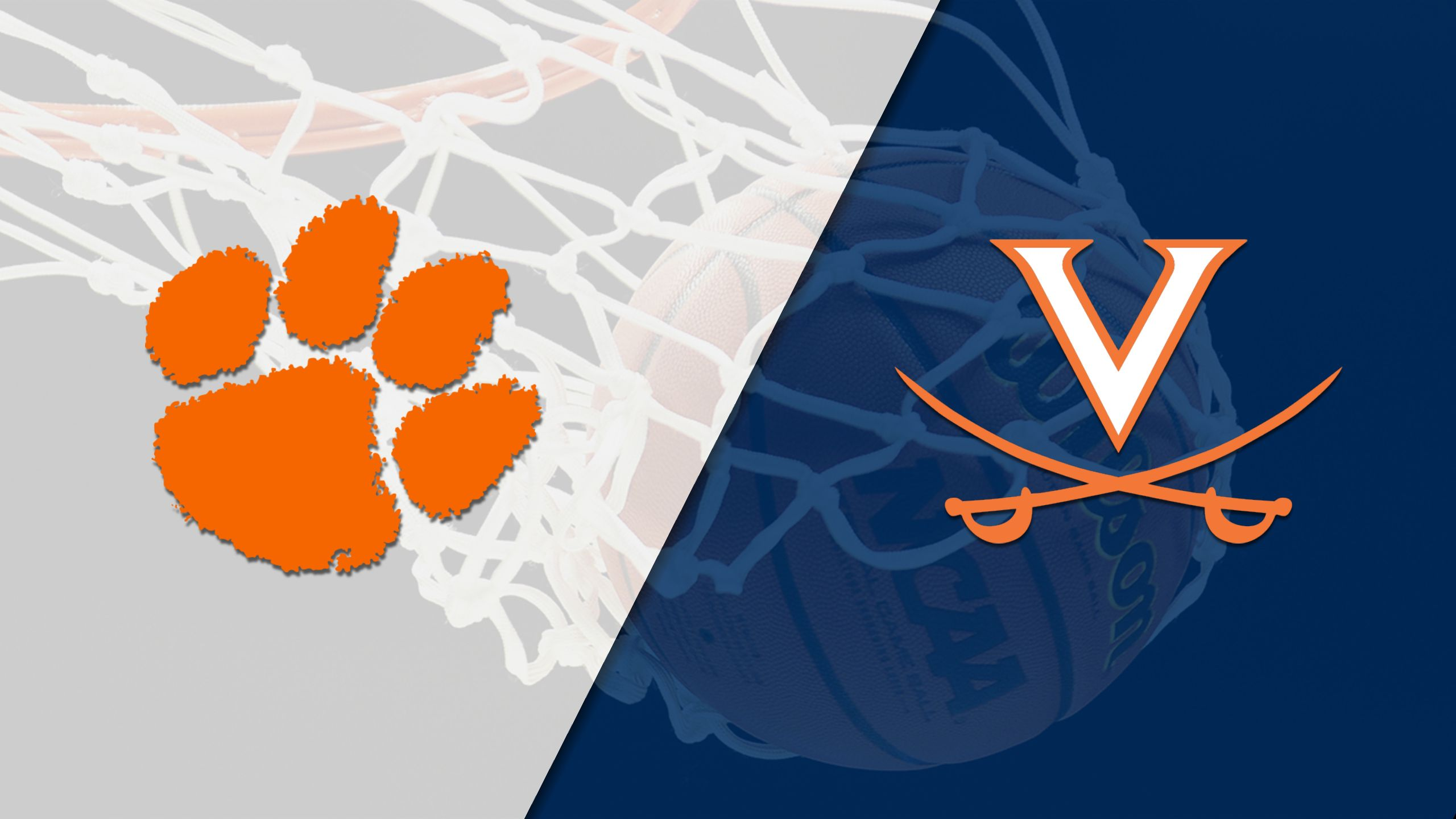 #18 Clemson vs. #2 Virginia (M Basketball)
