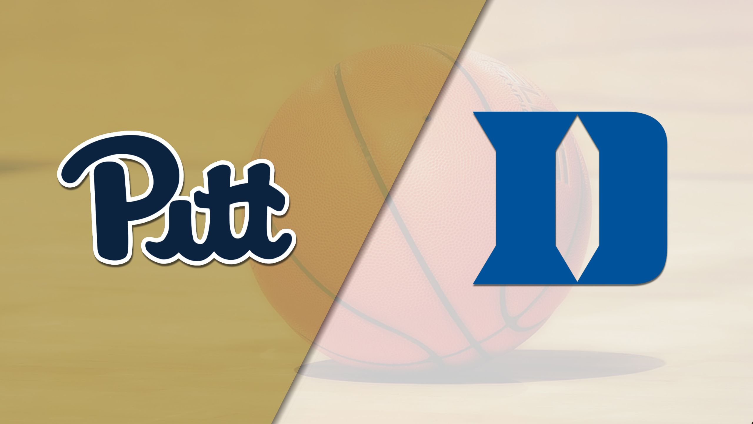 Pittsburgh vs. #5 Duke (M Basketball)