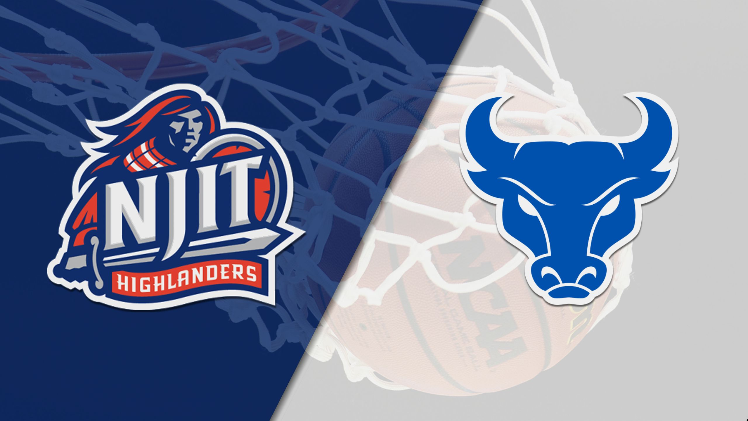 NJIT vs. Buffalo (M Basketball)