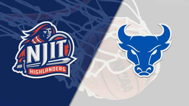 NJIT vs. Buffalo (M Basketball)