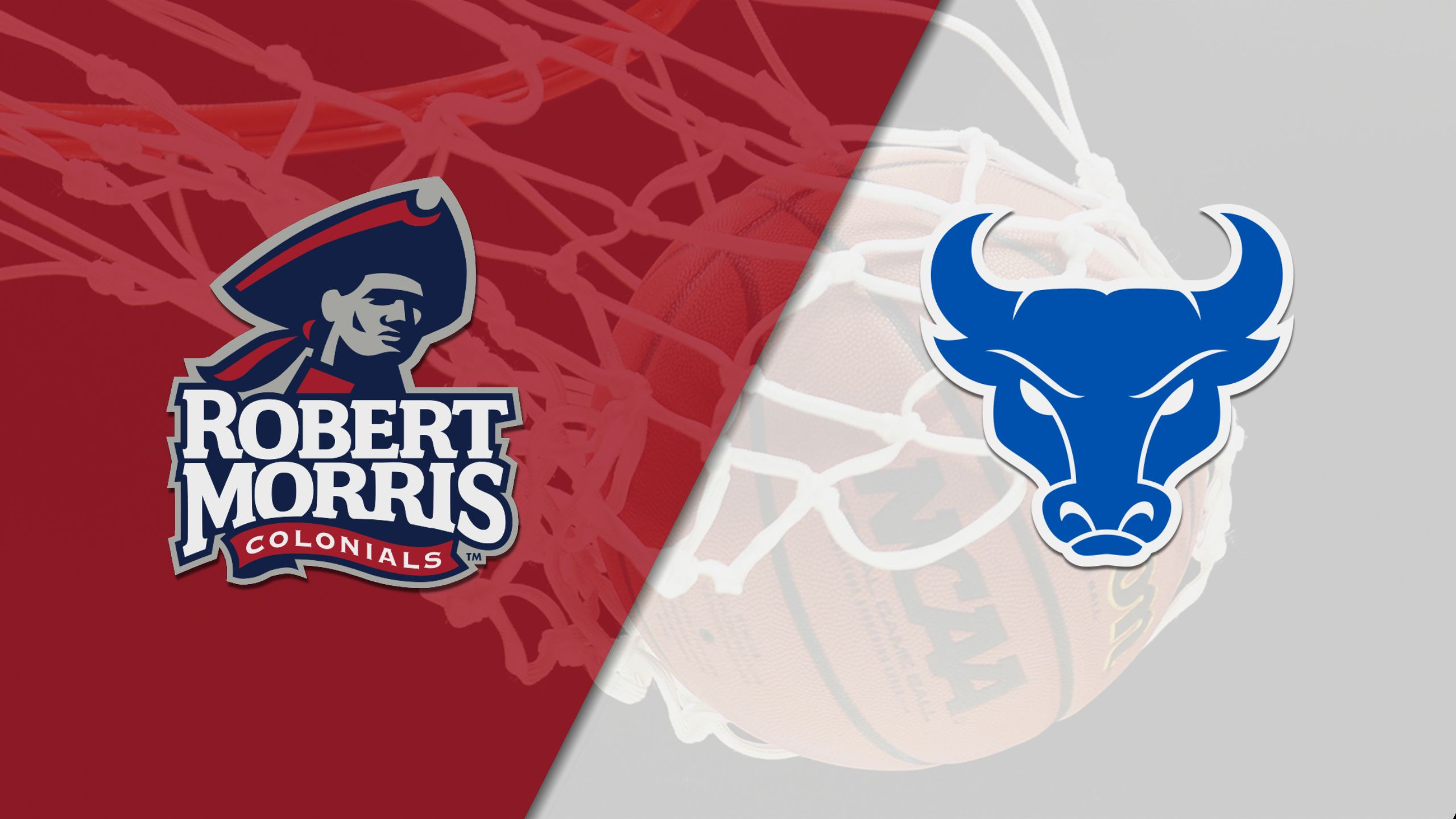 Robert Morris vs. Buffalo (M Basketball)