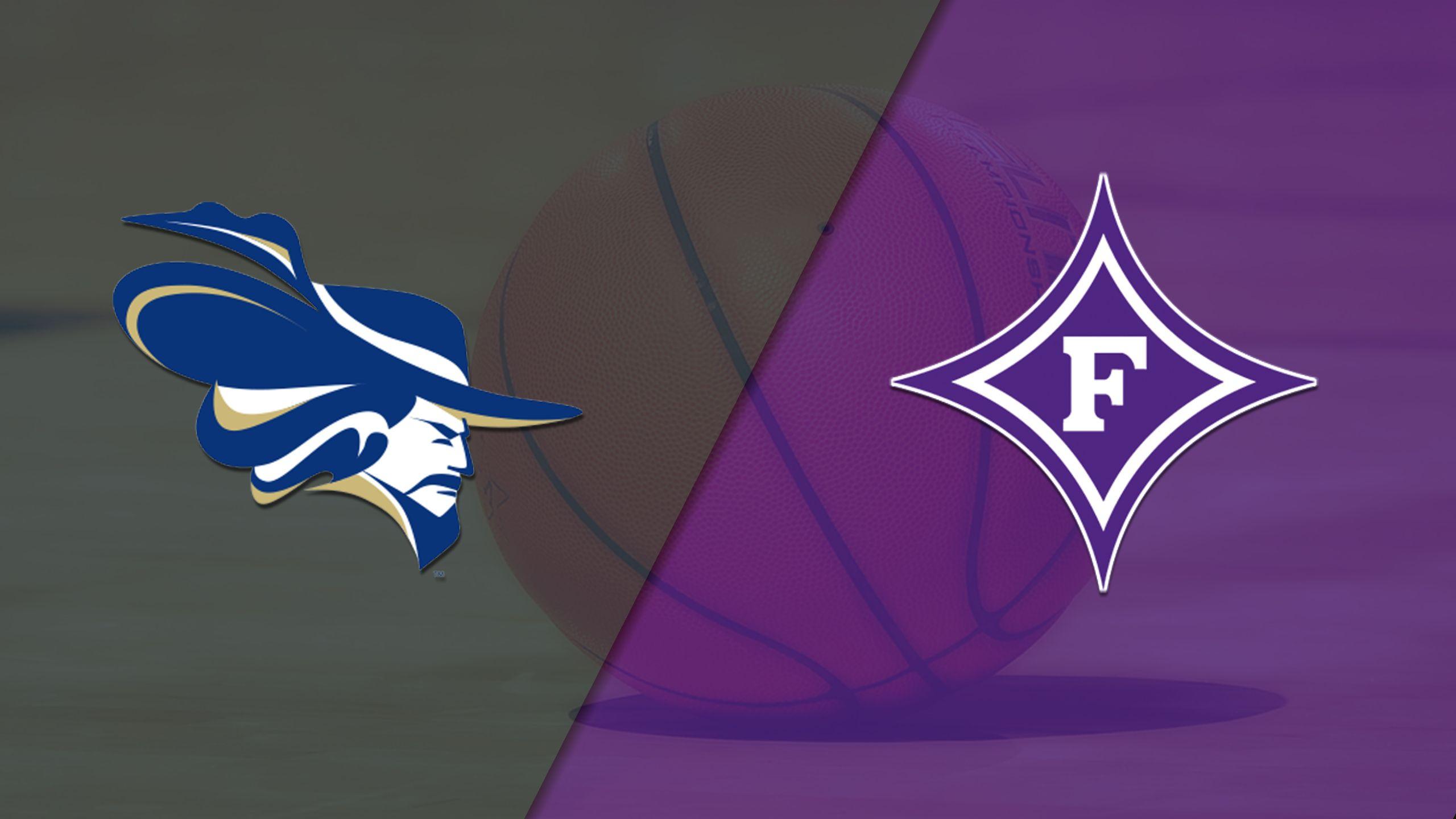 Montreat vs. Furman (M Basketball)