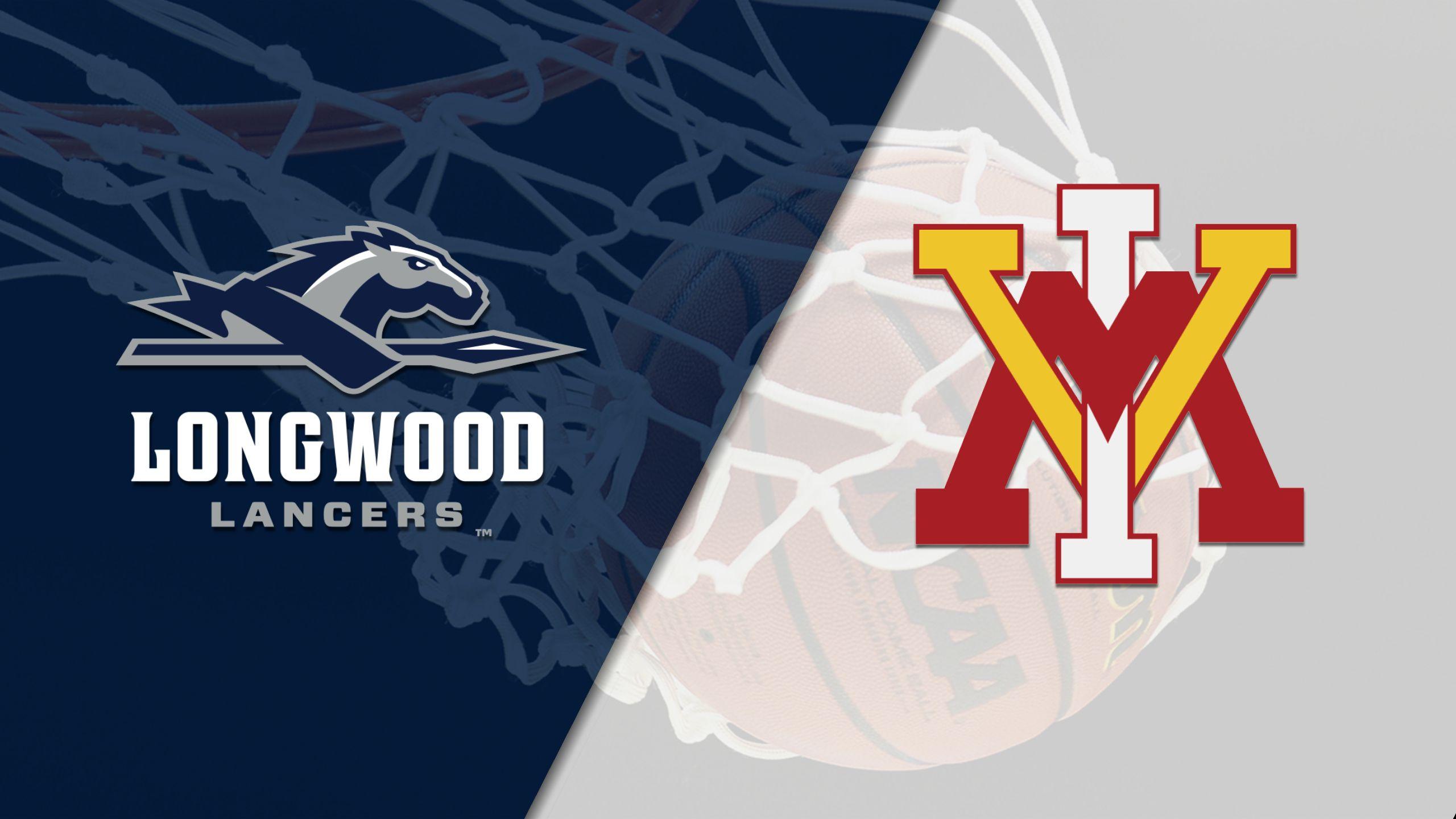 Longwood vs. VMI (M Basketball)