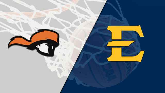 Tusculum vs. East Tennessee State (M Basketball)