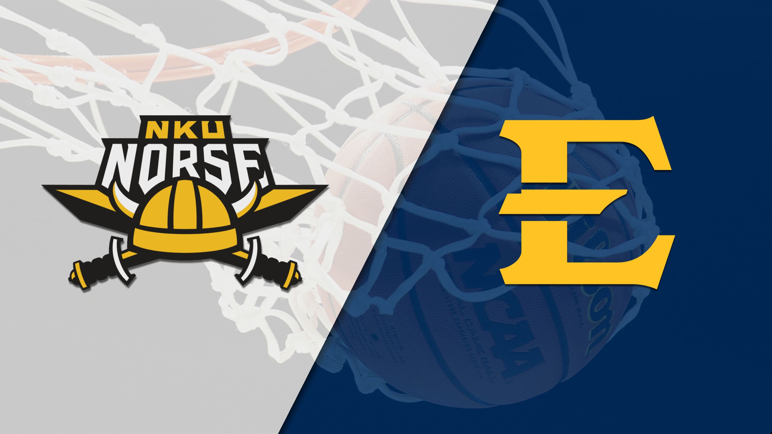 Northern Kentucky vs. East Tennessee State (M Basketball)