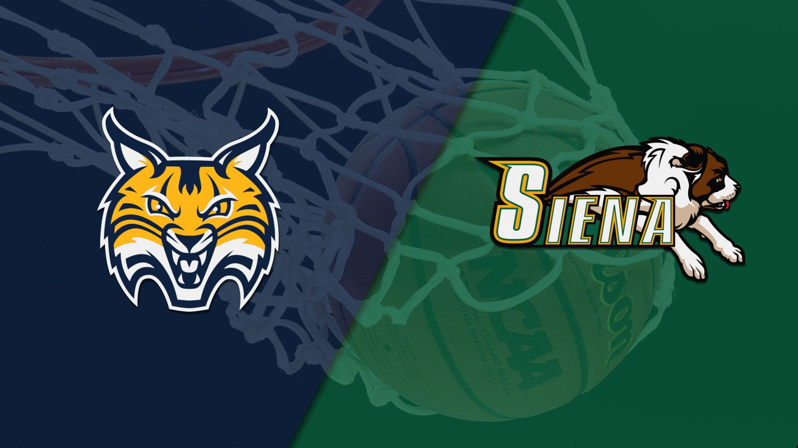 Quinnipiac vs. Siena (M Basketball)
