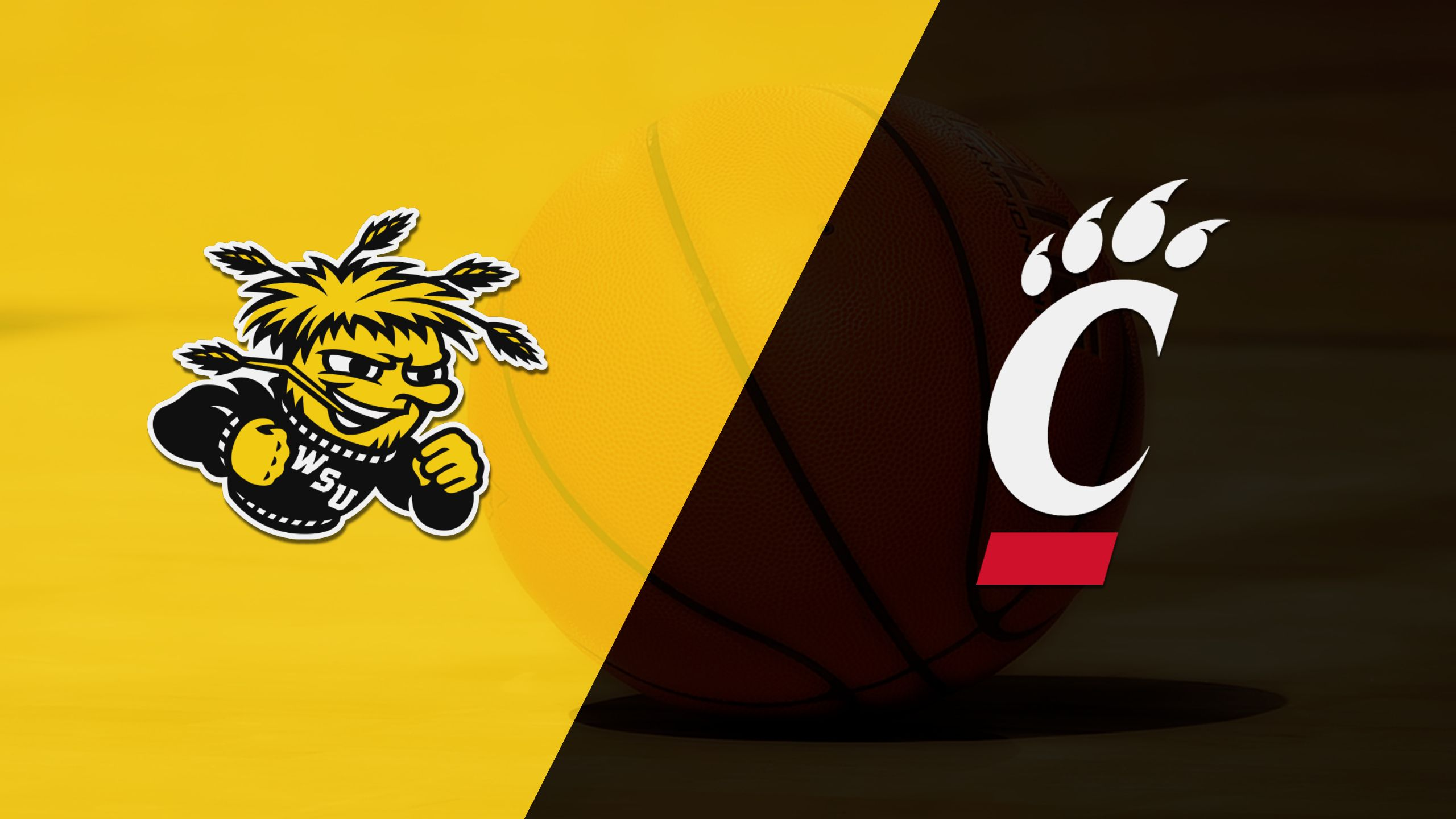 #19 Wichita State vs. #5 Cincinnati (M Basketball) (re-air)