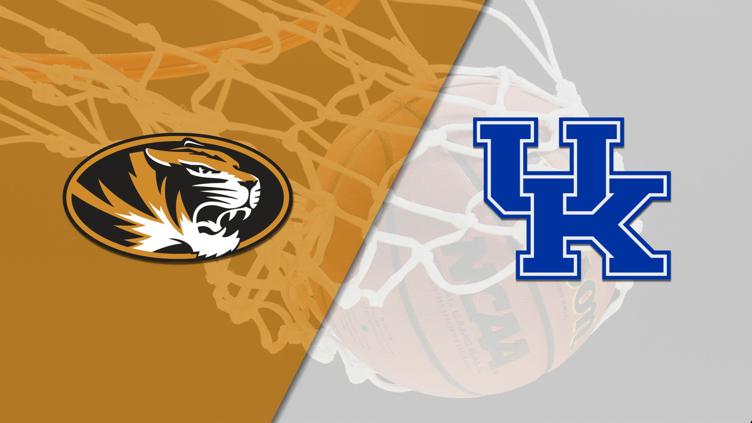 Missouri vs. Kentucky (M Basketball) (re-air)