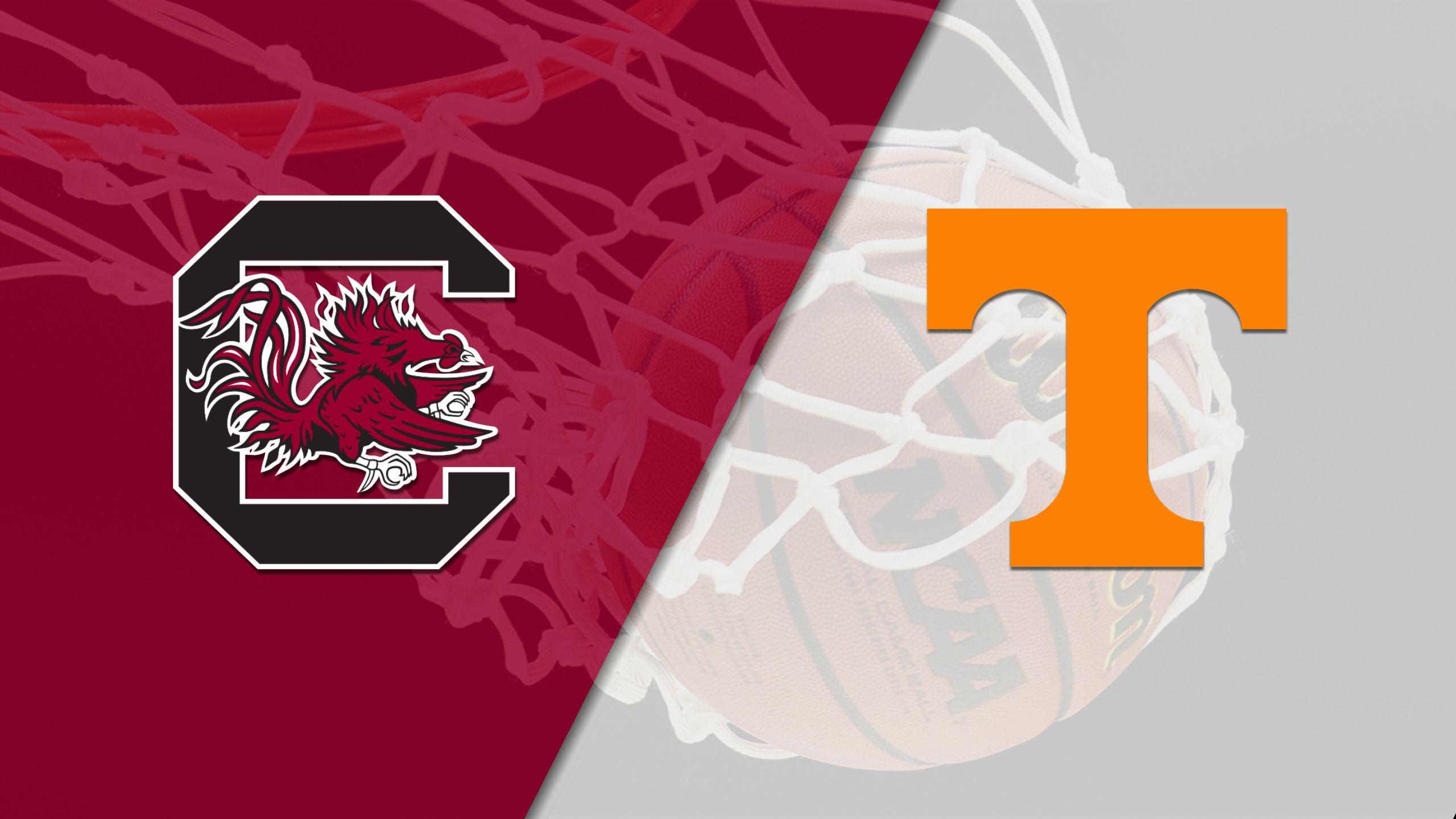 South Carolina vs. #18 Tennessee (M Basketball)