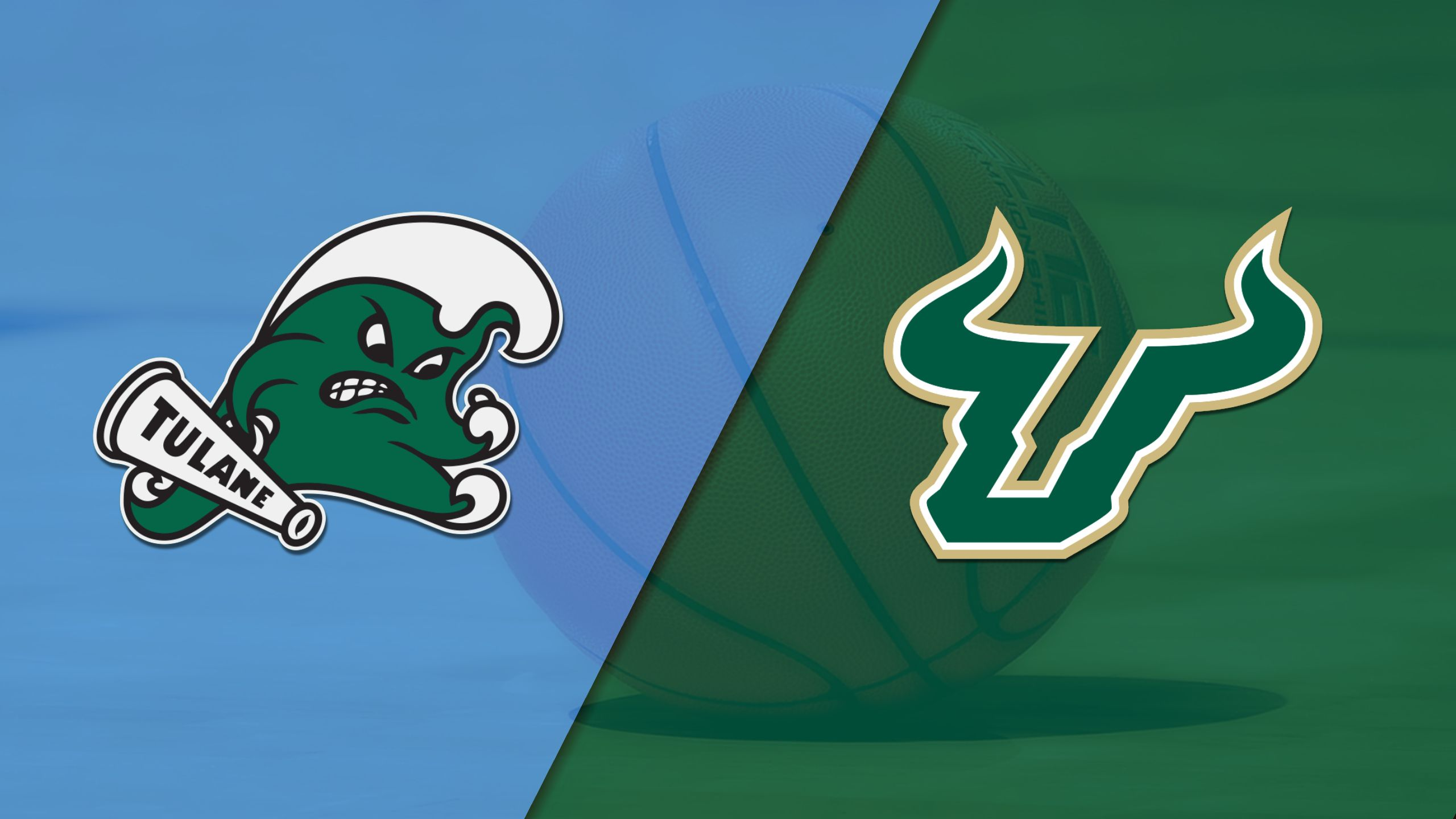 Tulane vs. South Florida (M Basketball)