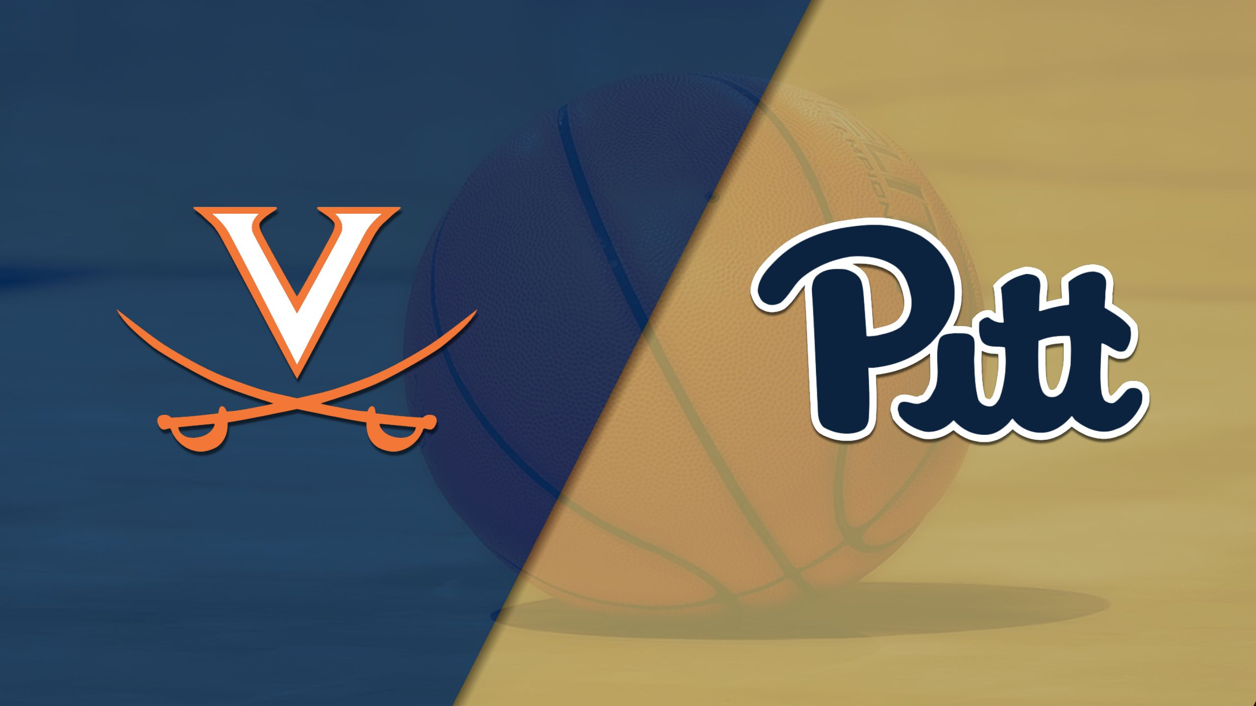 #1 Virginia vs. Pittsburgh (M Basketball)
